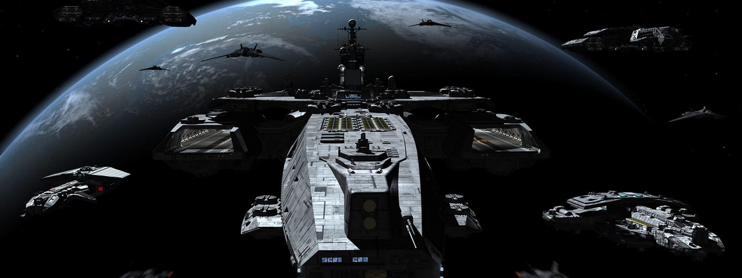 Wallpaper 2560x960 Px Stargate Atlantis 2560x960