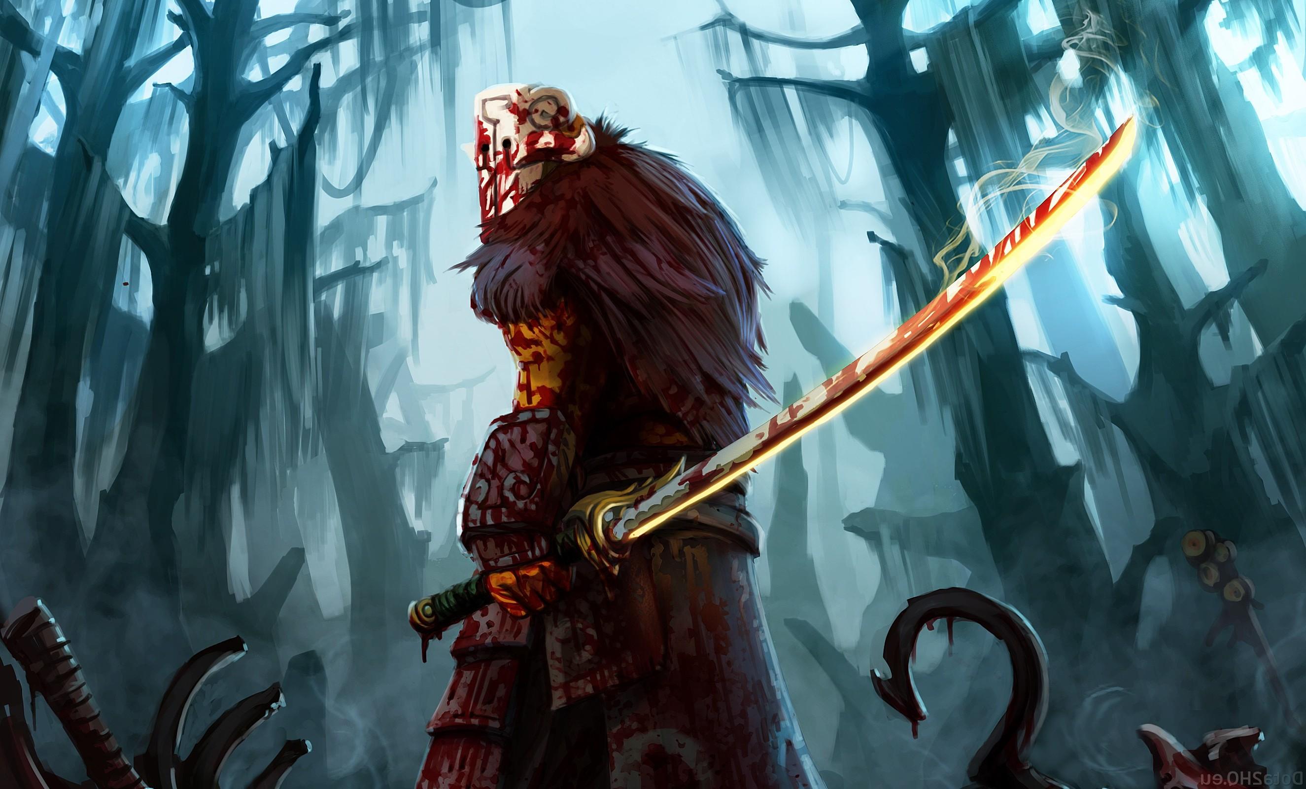2650x1600 Px Defense Of The Ancient Dota 2 Juggernaut Valve Corporation
