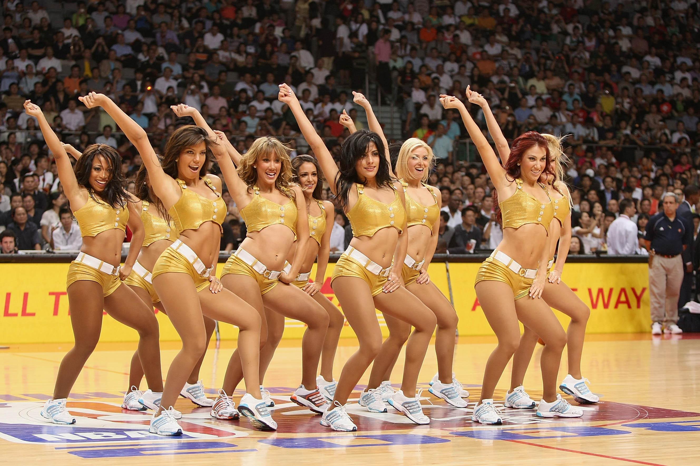 Wallpaper 2657x1772 Px Basketball Cheerleader Golden State