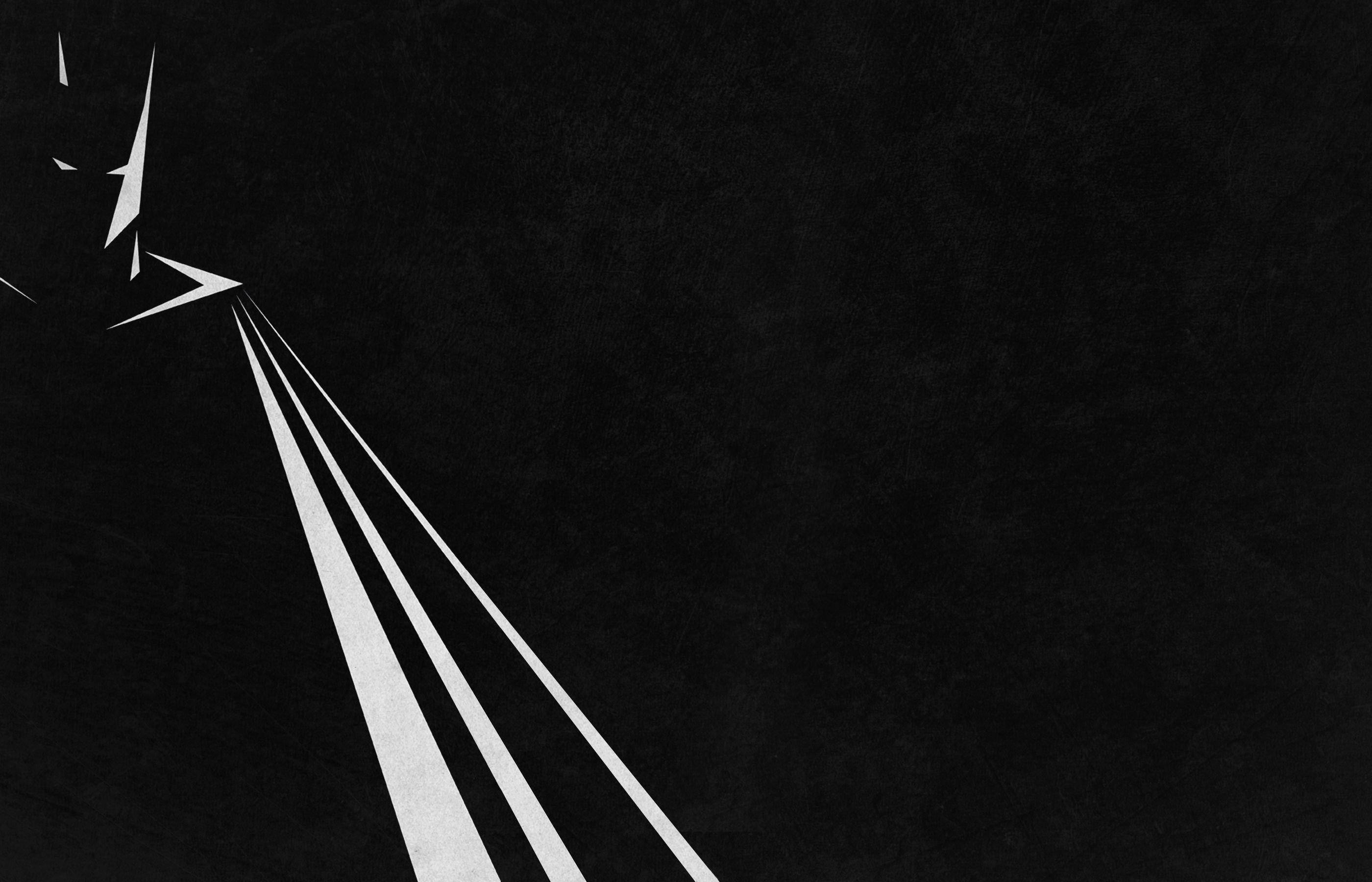 2800x1800 px Batman DC Comics minimalism