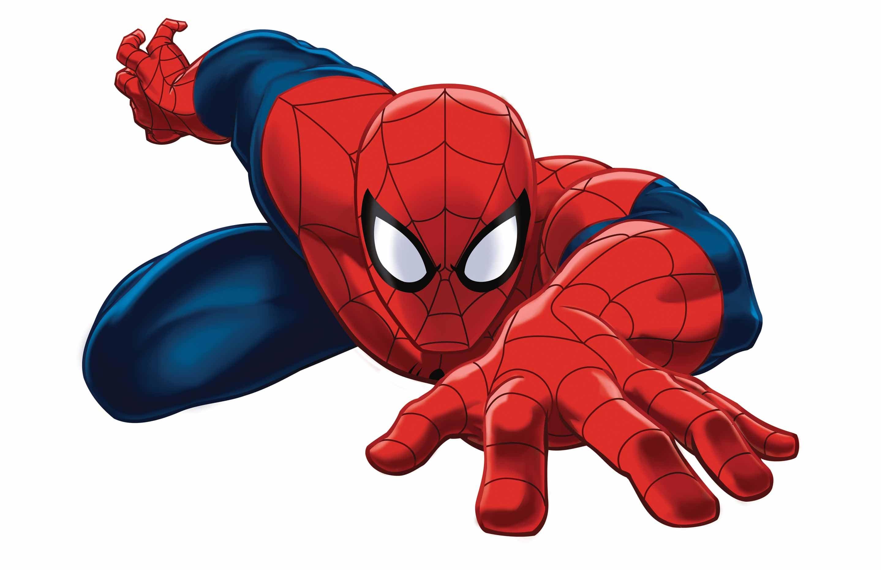 Человек паук картинки для