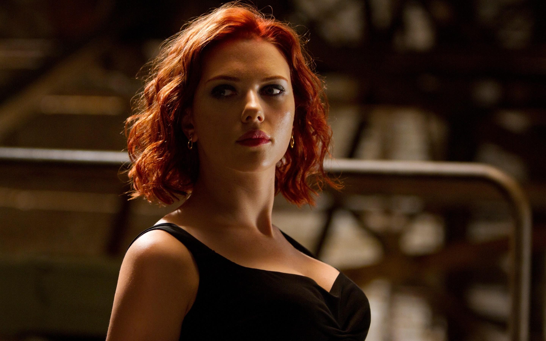 2880x1800 Px Scarlett Johansson The Avengers