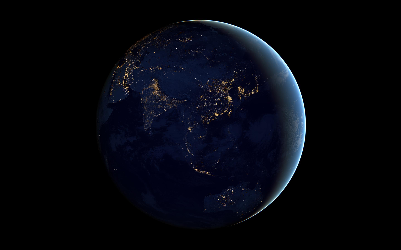 Hintergrundbilder : 2880x1800 px, schwarz, Erde, Beleuchtung, Nacht ...