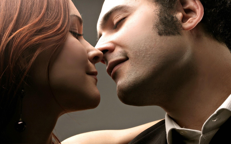 Поцелуи для девушки картинки
