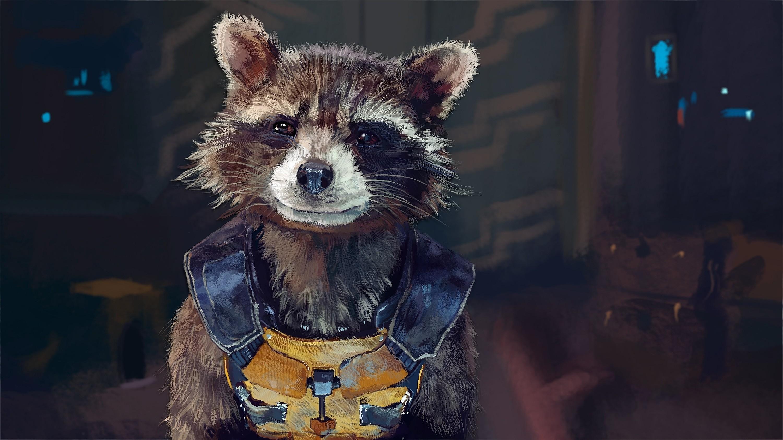 3000x1687 Px Guardians Of The Galaxy Marvel Comics Rocket Raccoon