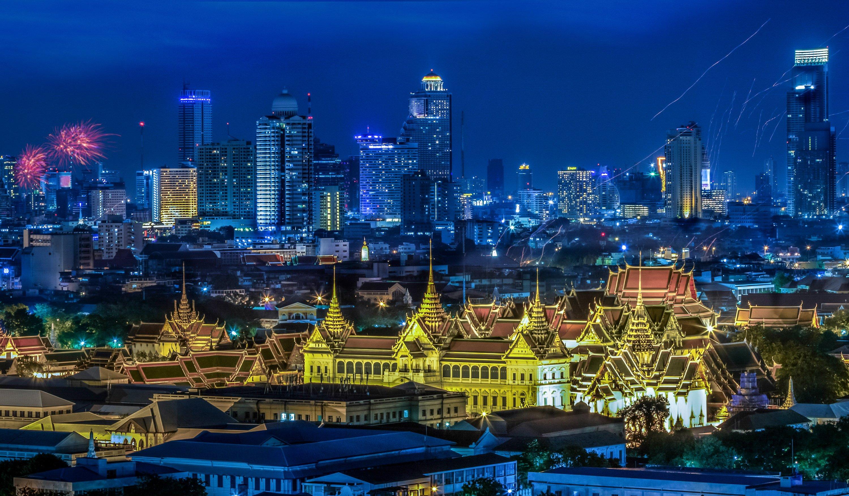 Обои бангкок. Города foto 11