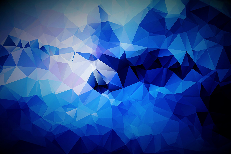 Wallpaper 3000x2000 Px Abstract Blue 3000x2000 Goodfon