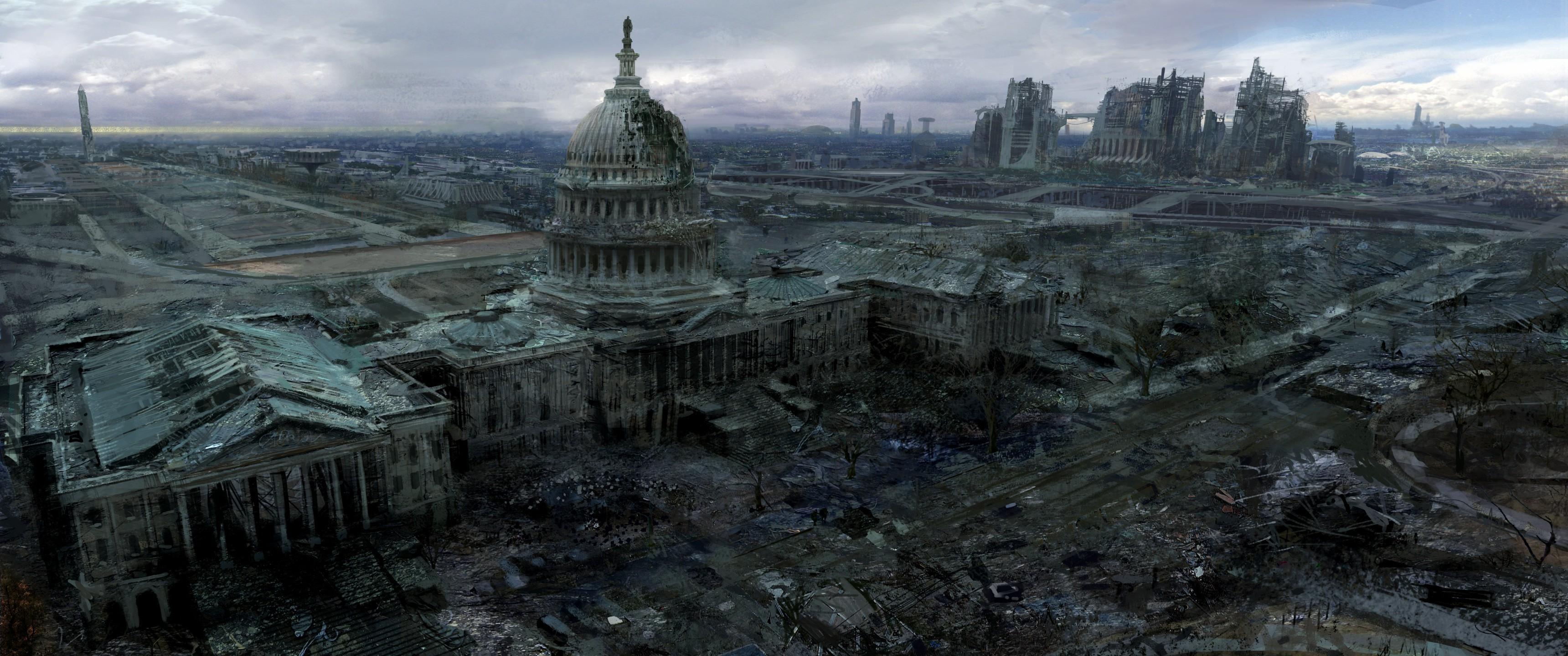 Fallout 3 Background Hd