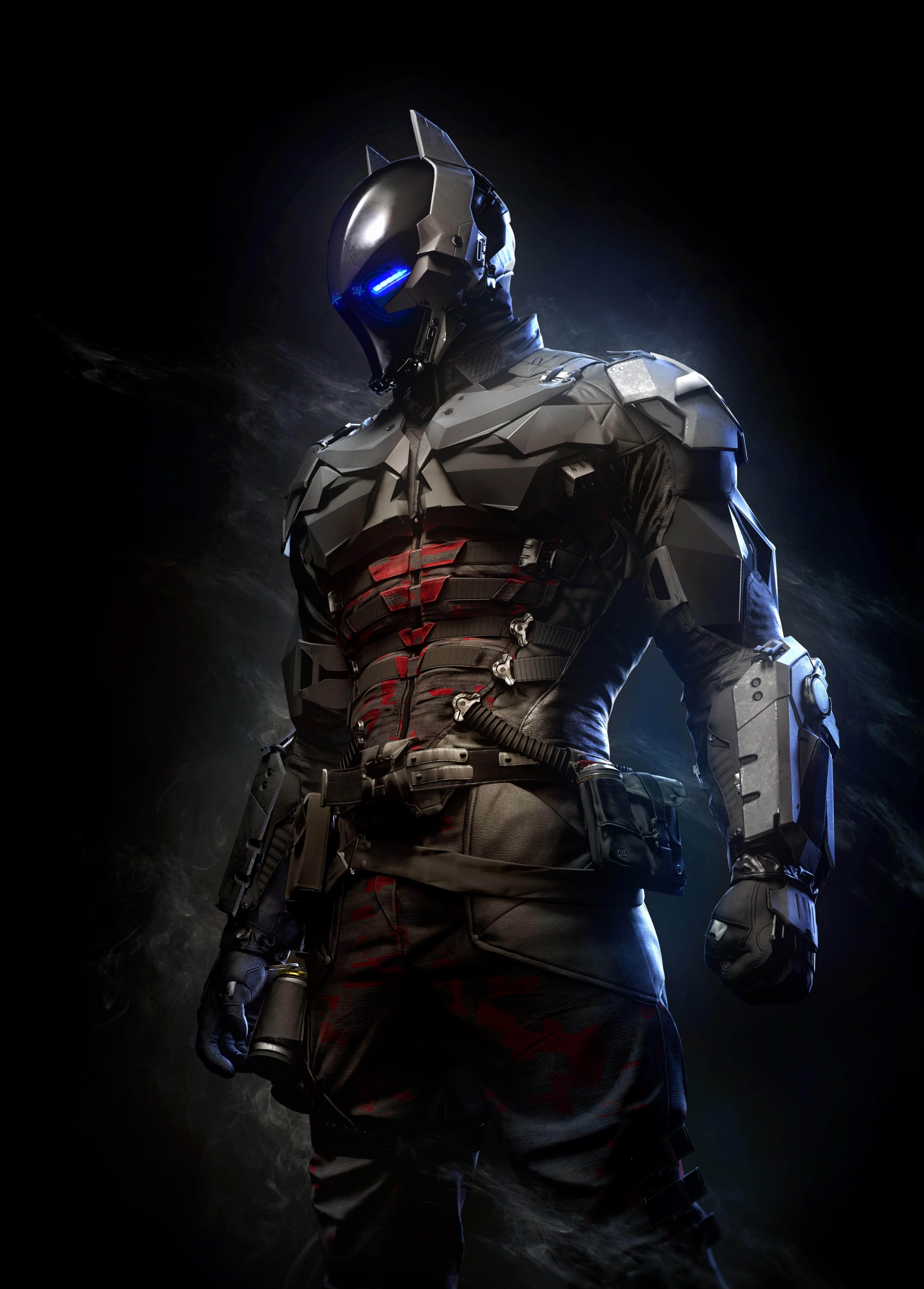 3532x4927 Px Batman Arkham Knight Origins