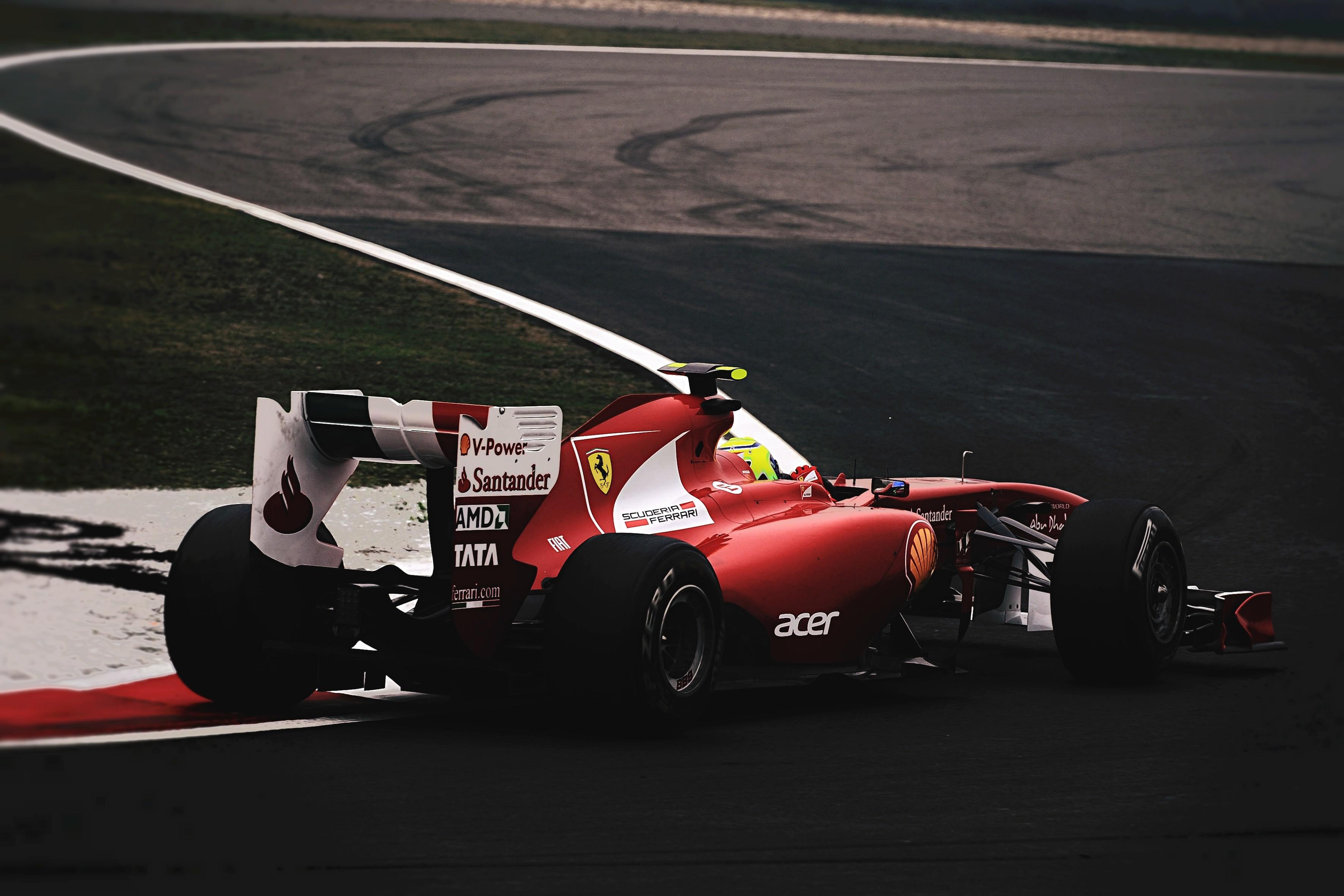 Wallpaper 3543x2362 Px Felipe Massa Ferrari Formula 1