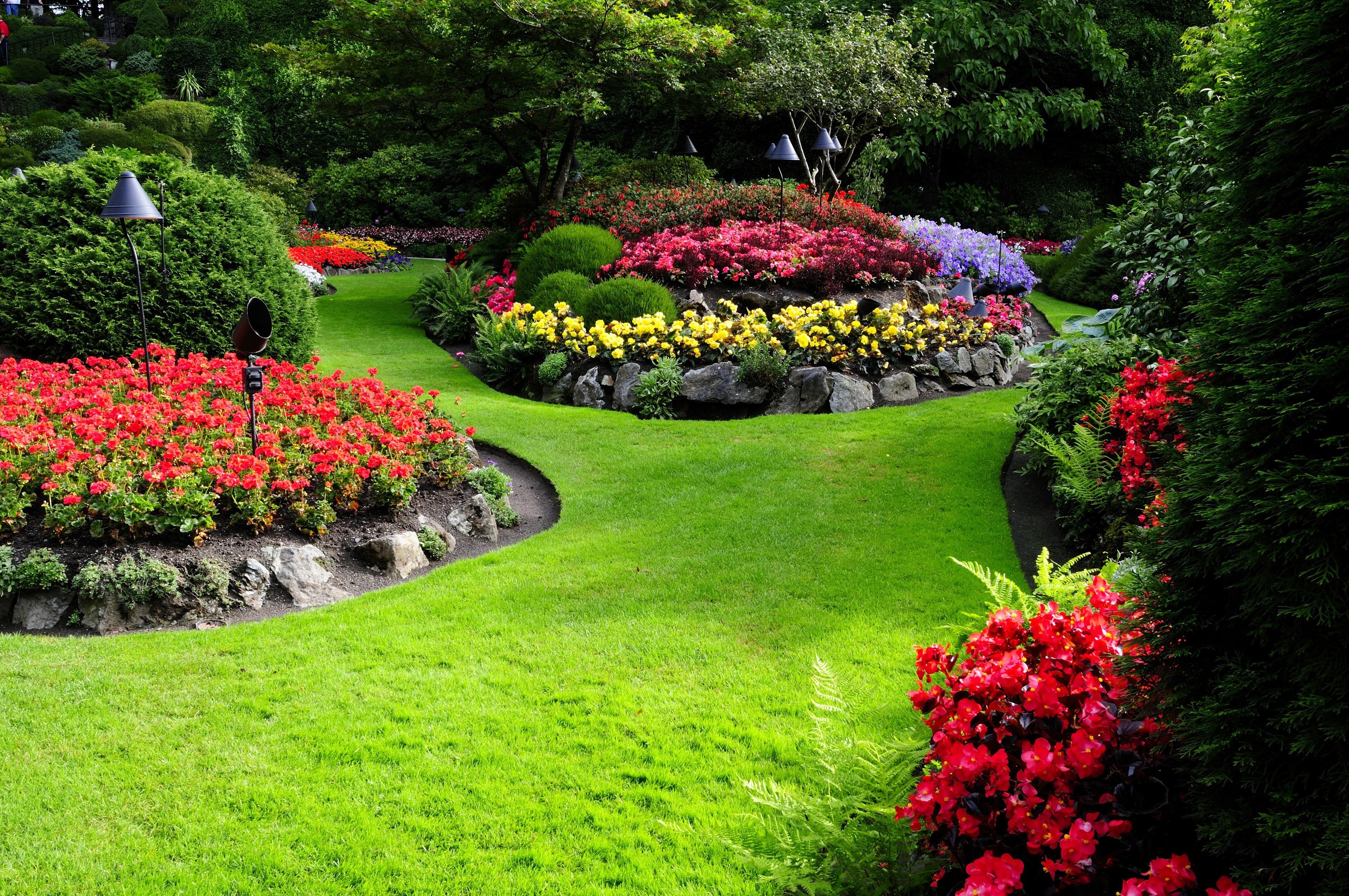 Wallpaper 3764x2500 px flowers garden landscape nature 3764x2500 px flowers garden landscape nature workwithnaturefo