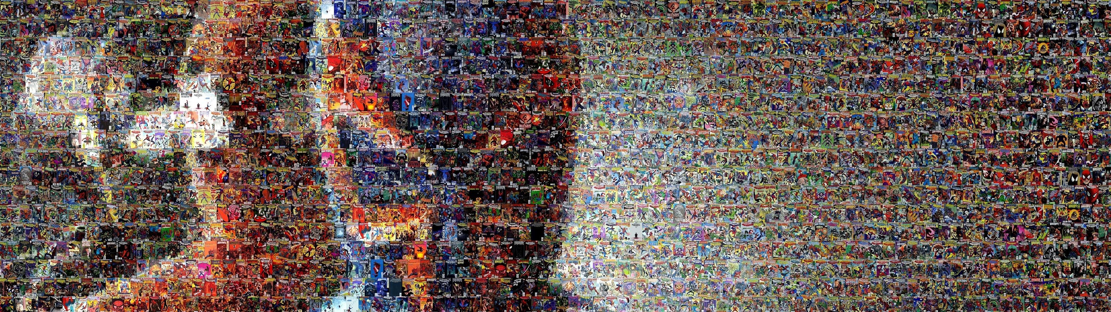 Wonderful Wallpaper Marvel Abstract - 3840x1080-px-collage-comics-dual-marvel-mosaic-multi-screen-spiderman-803489  Pic_639474.jpg