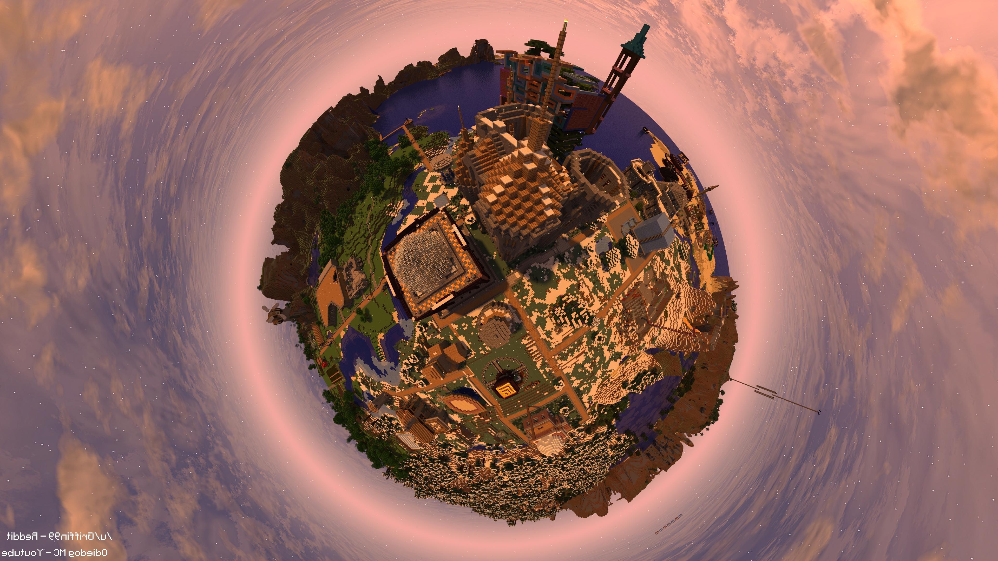Майнкрафт планета земля картинки