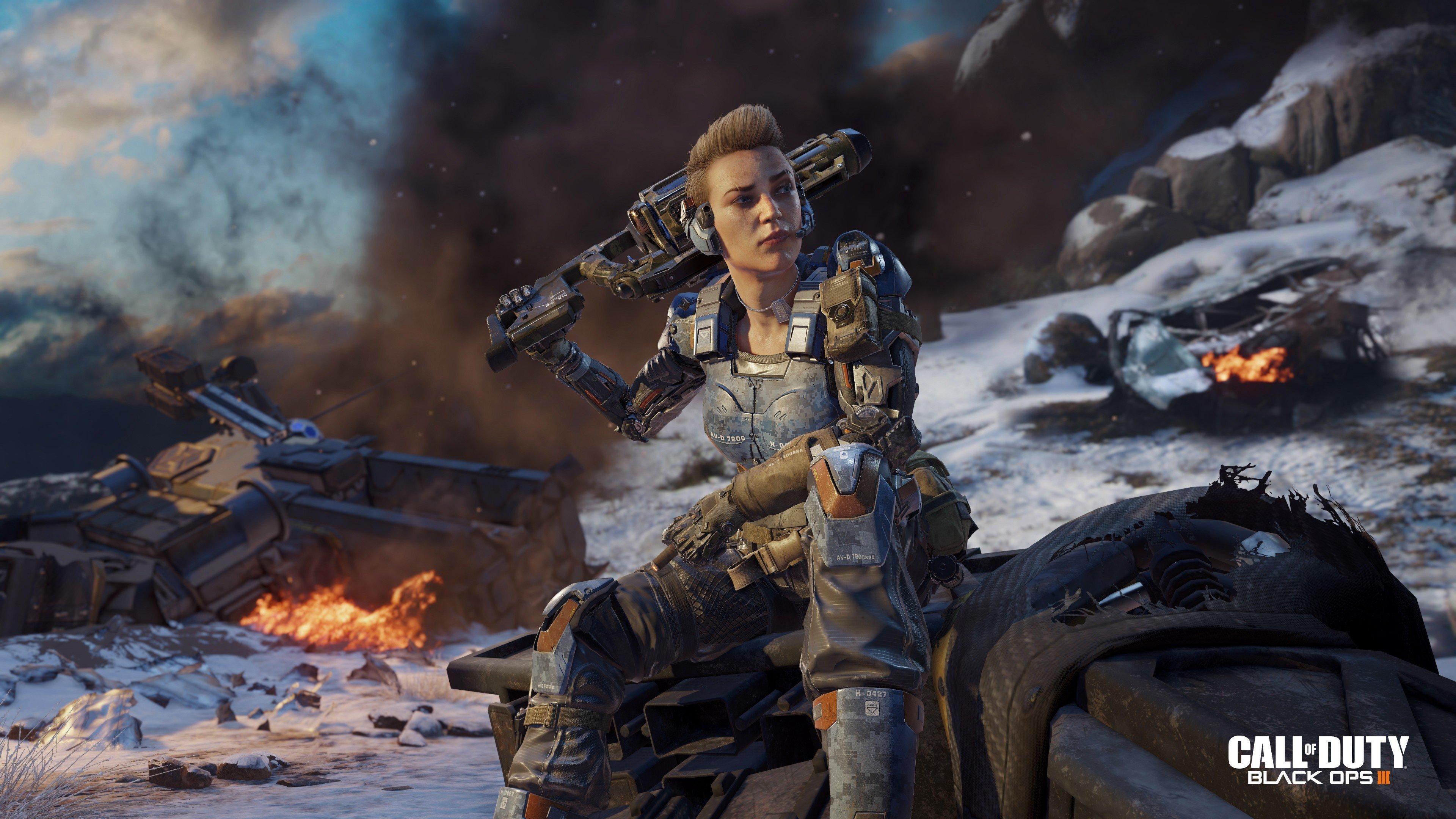 Wallpaper 3840x2160 Px Black Ops 3 Spezialisten Bo3 Call Of Duty Black Ops Iii 3840x2160 Goodfon Hd Wallpapers Wallhere
