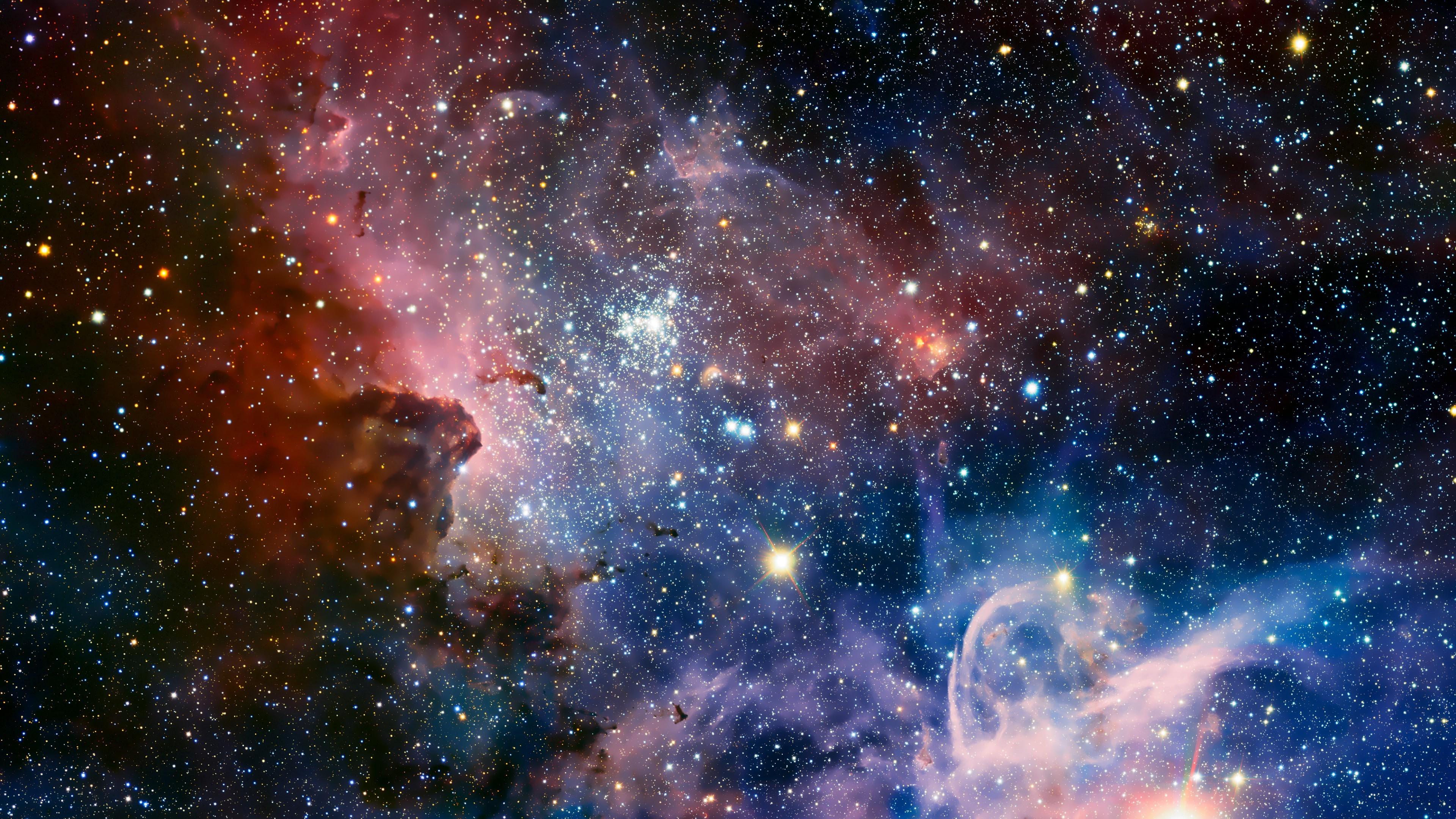 wallpaper : 3840x2160 px, carina nebula, nebula, space, stars
