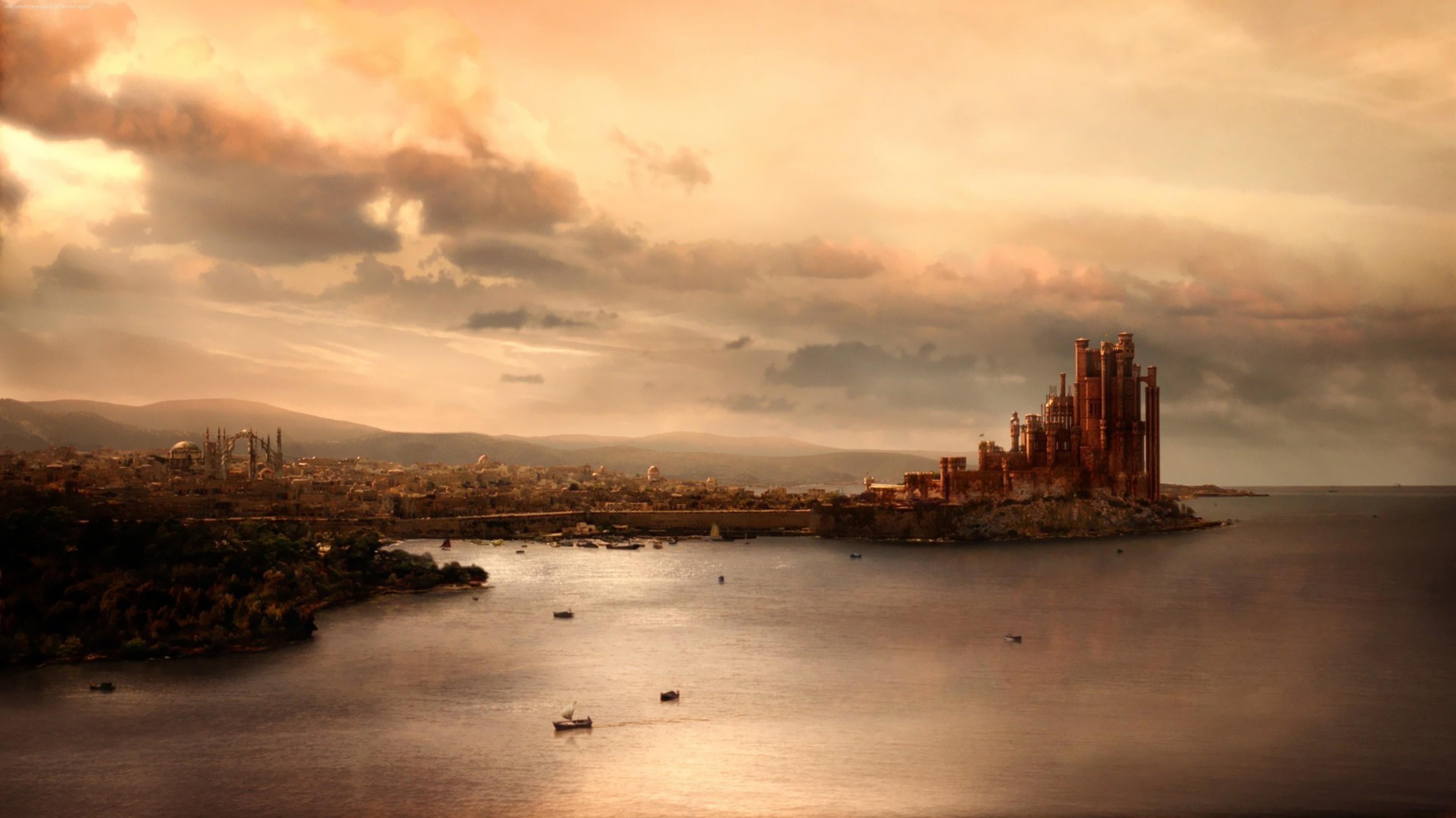 Fondos De Pantalla 3840x2160 Px Game Of Thrones 3840x2160