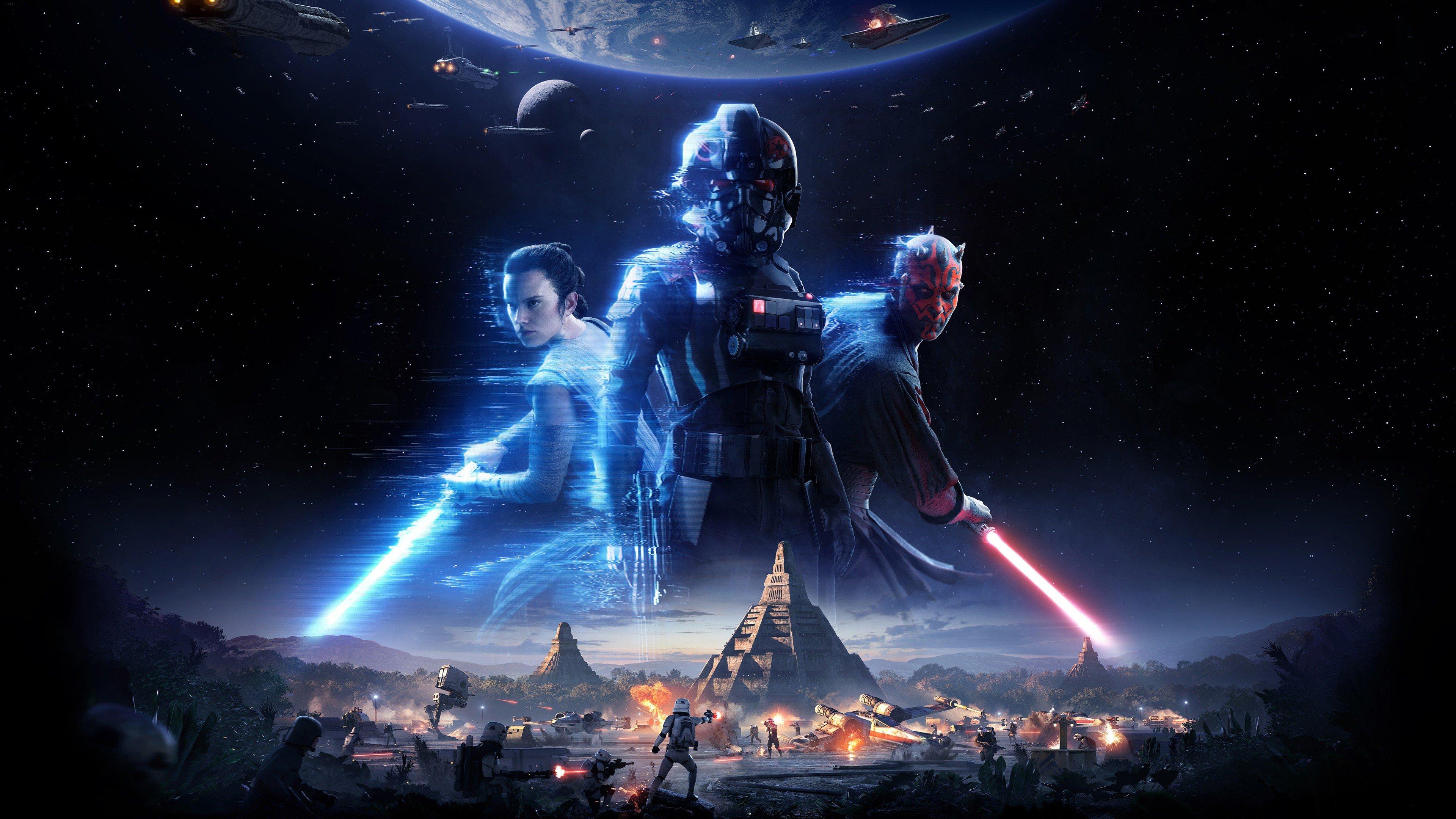 Wallpaper 3840x2160 Px Star Wars Star Wars Battlefront Ii Star Wars Battlefront Video Games 3840x2160 4kwallpaper 1325079 Hd Wallpapers Wallhere