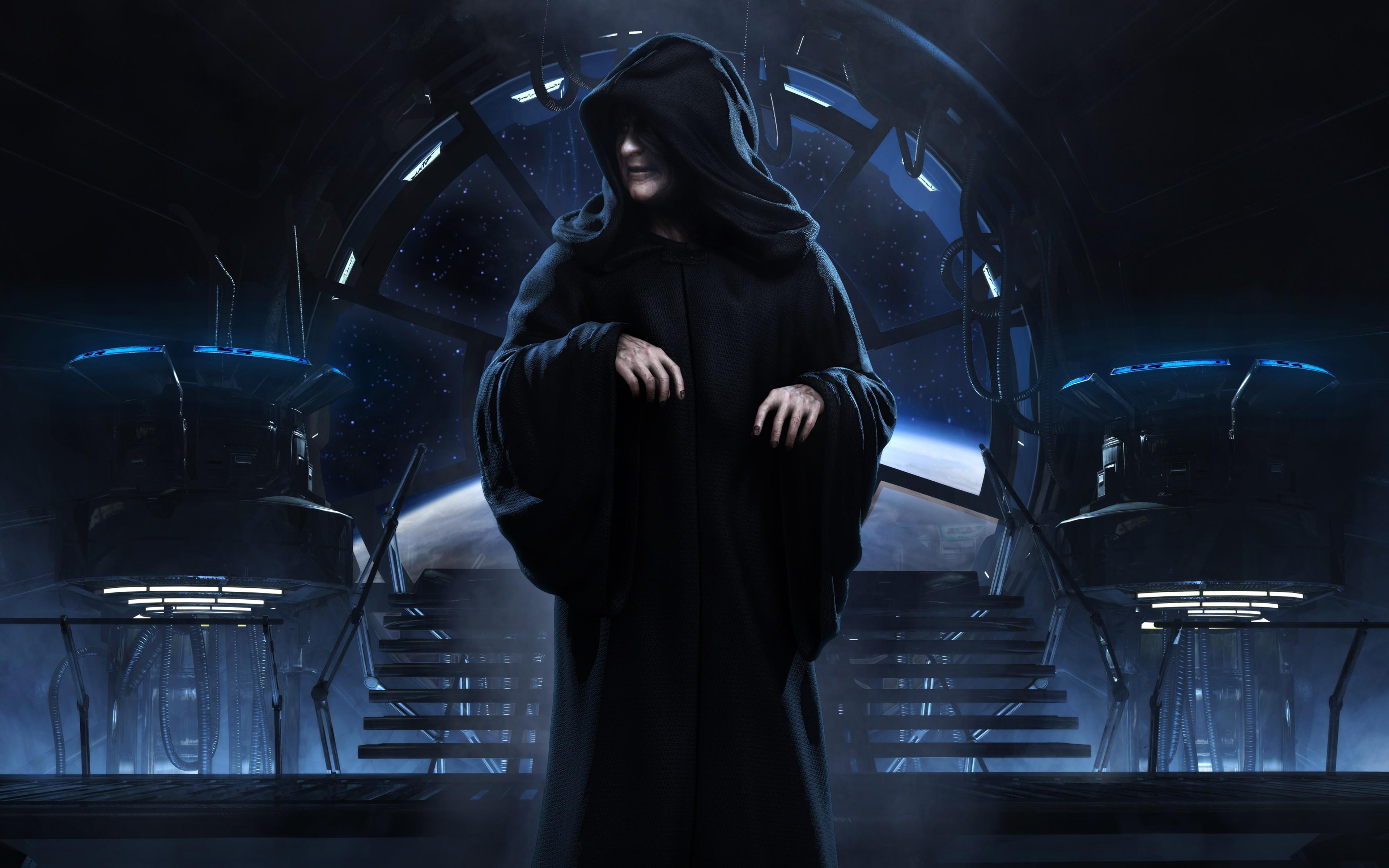 3840x2400 Px Palpatine Sith Star Wars