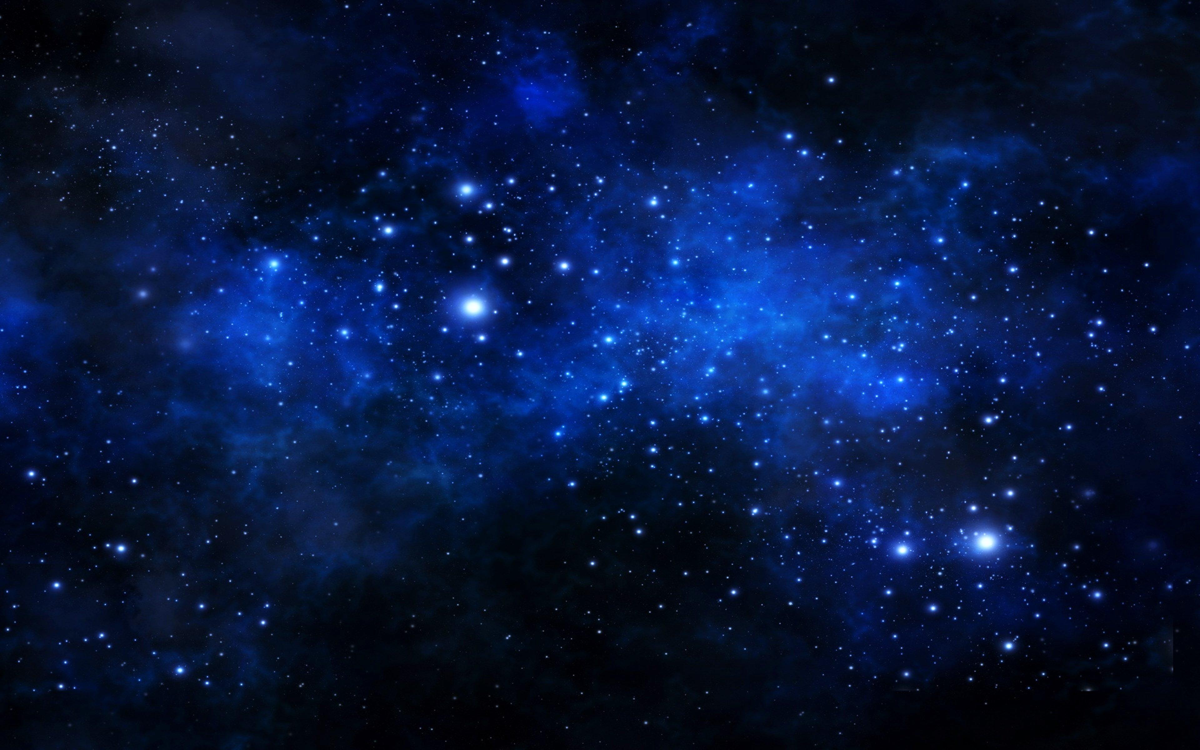 3840x2400 px blue colors galaxy glow nebula pink planets sky space stars UFO universe 1735025