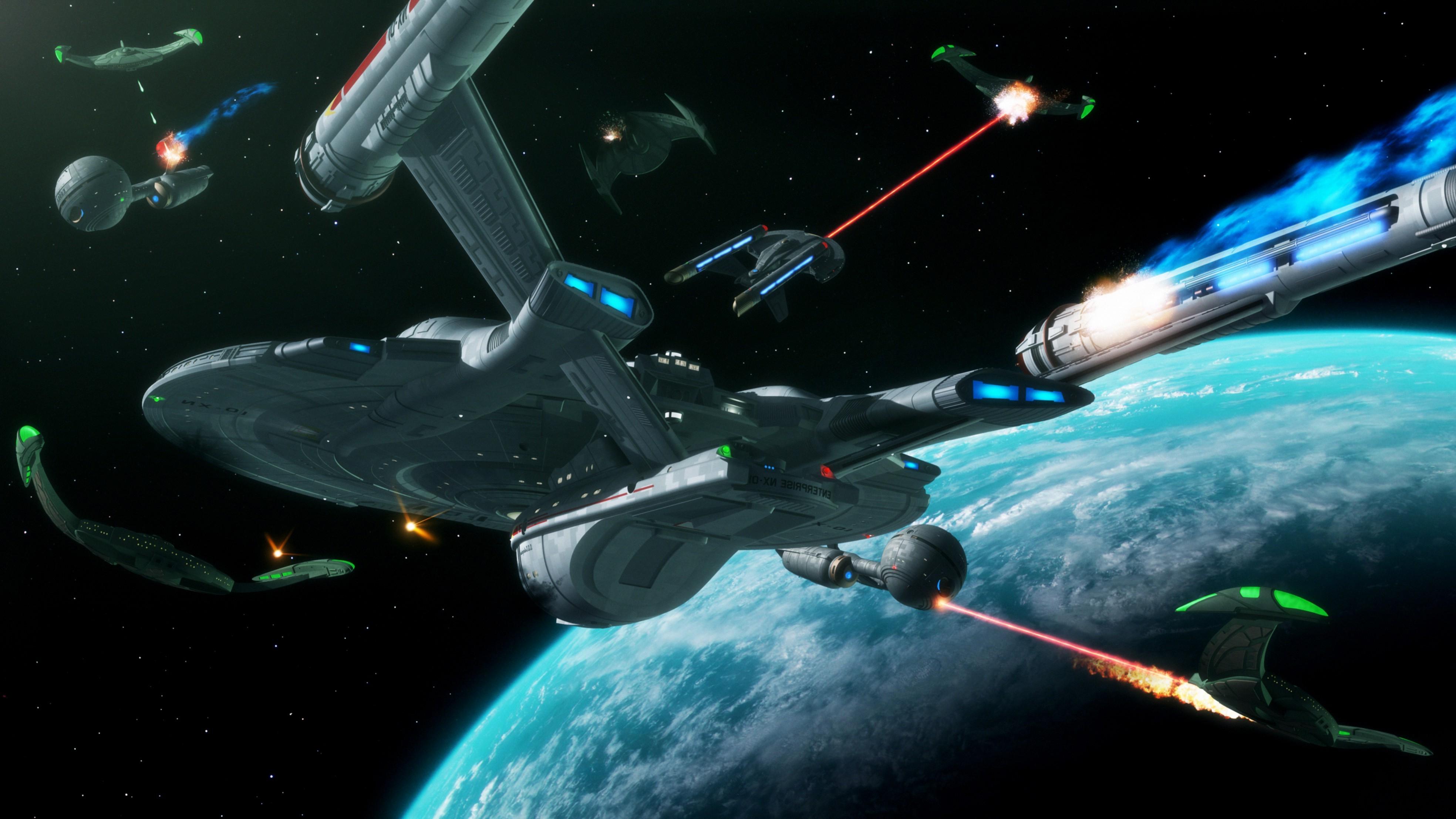 Fondos De Pantalla 3936x2214 Px Batalla Espacio Star