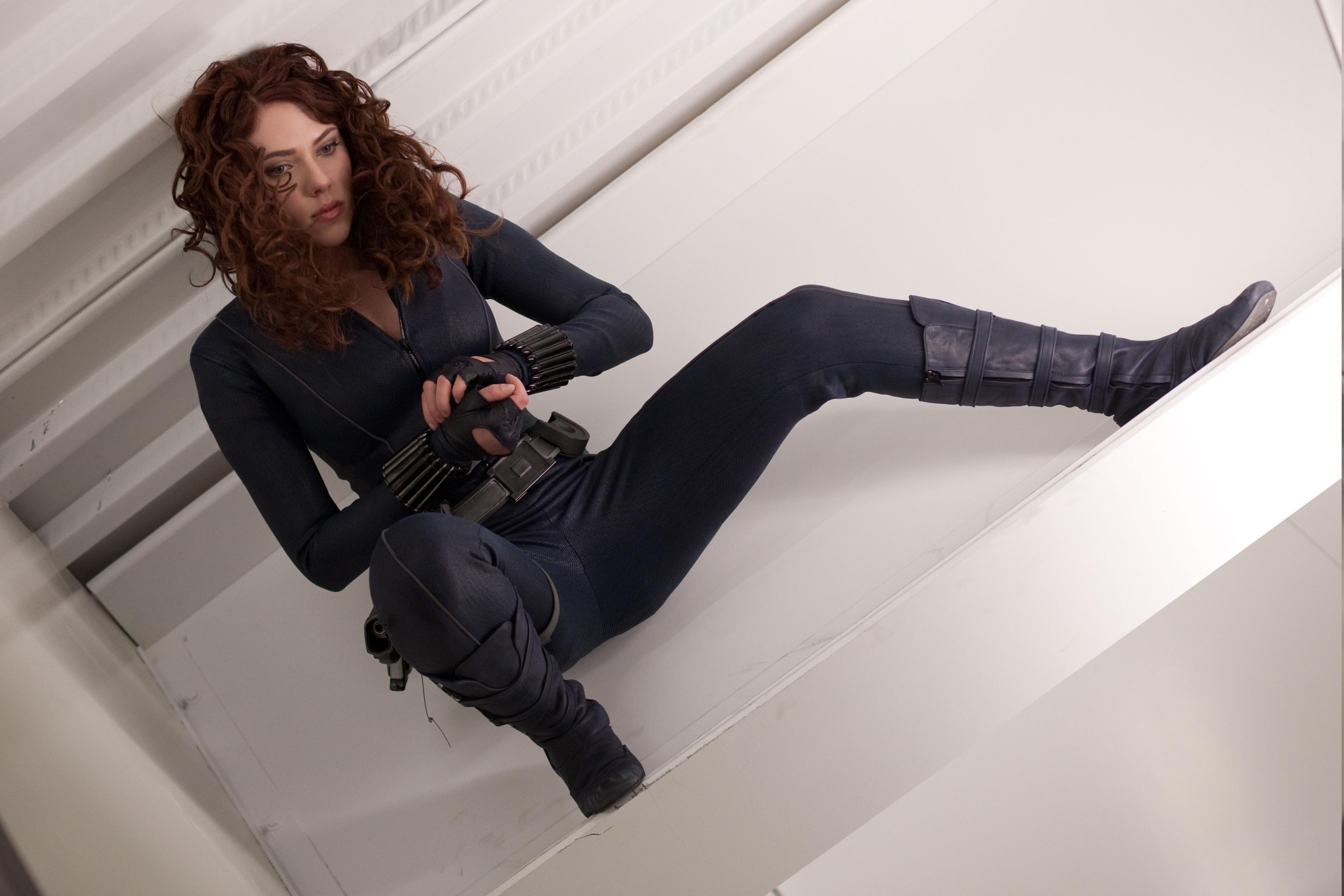 Wallpaper : 3999x2666 px, actress, Black Widow, Iron Man 2