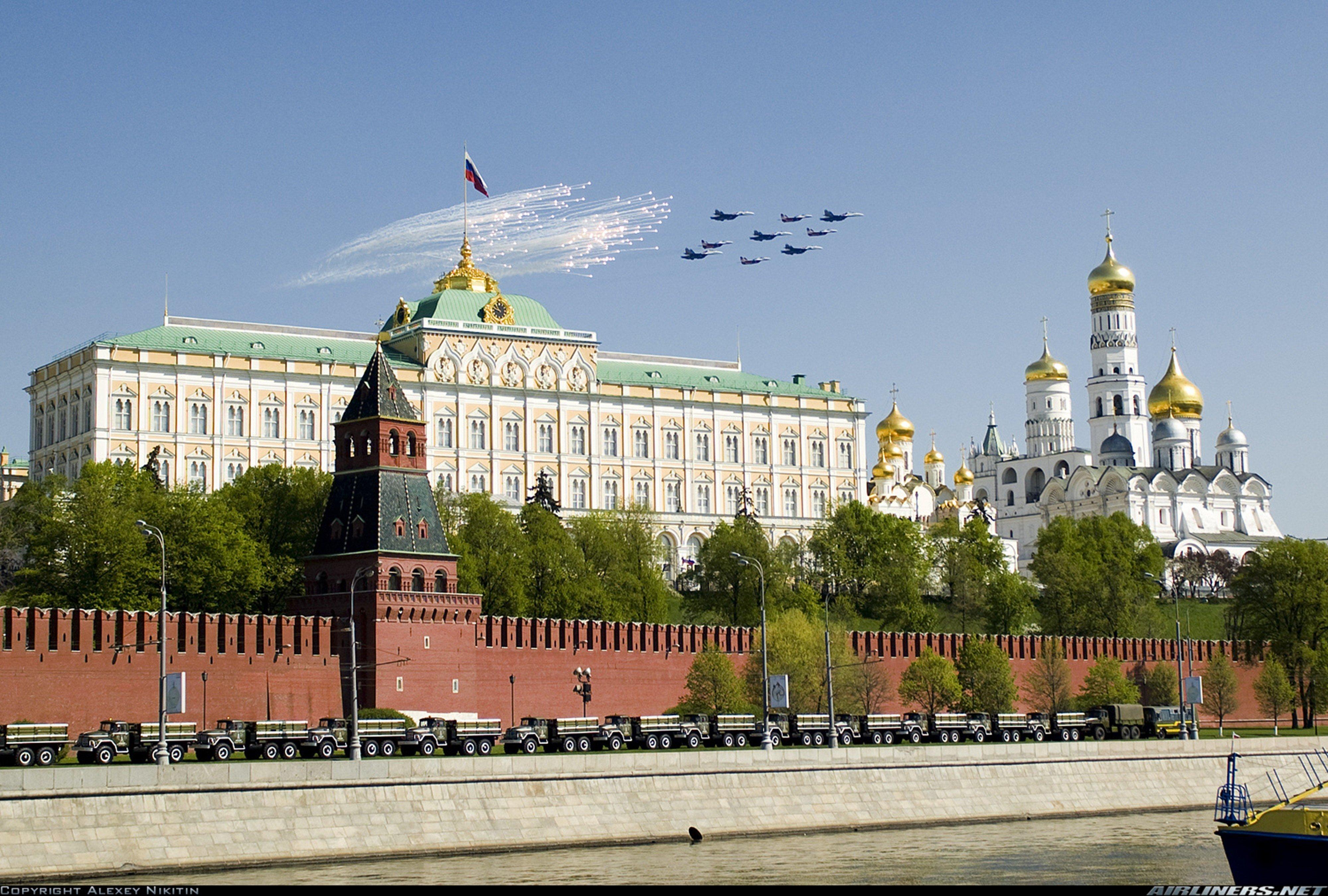 Обои kremlin, moscow, russia, россия, кремль. Города foto 19