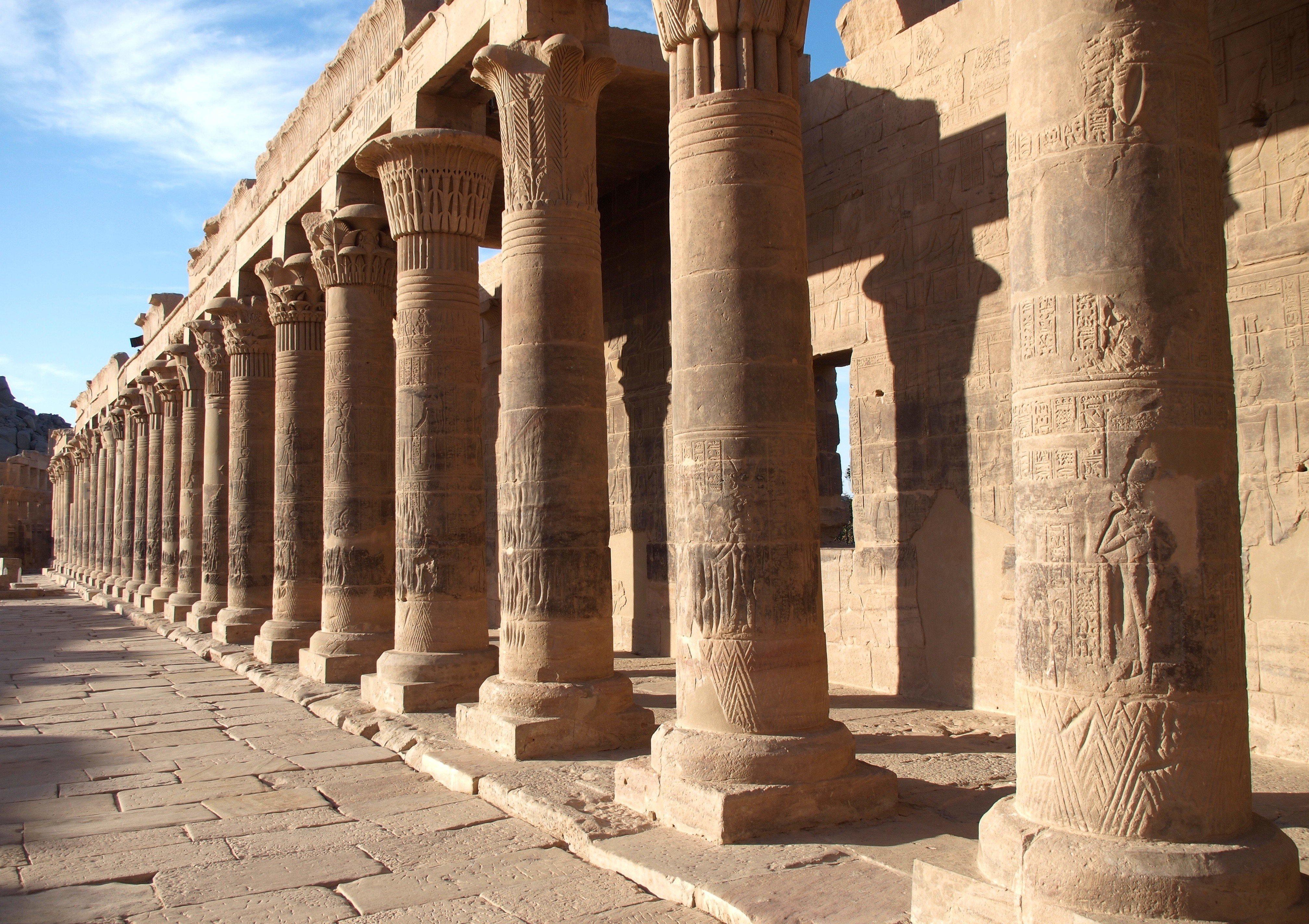 ситуация архитектура в древнем египте с картинками это такие небольшие