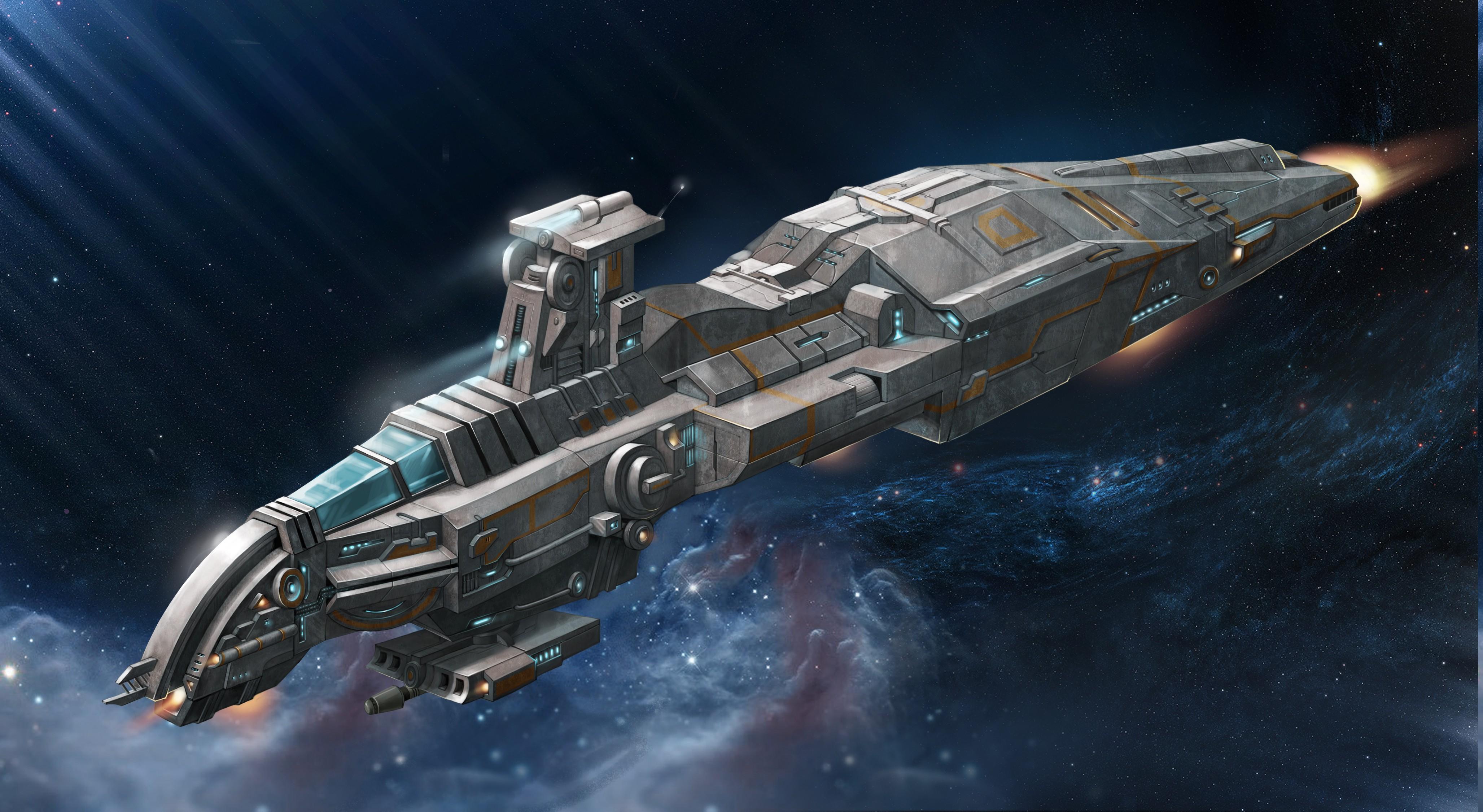 его картинки космического корабля будущего многие выбирают именно