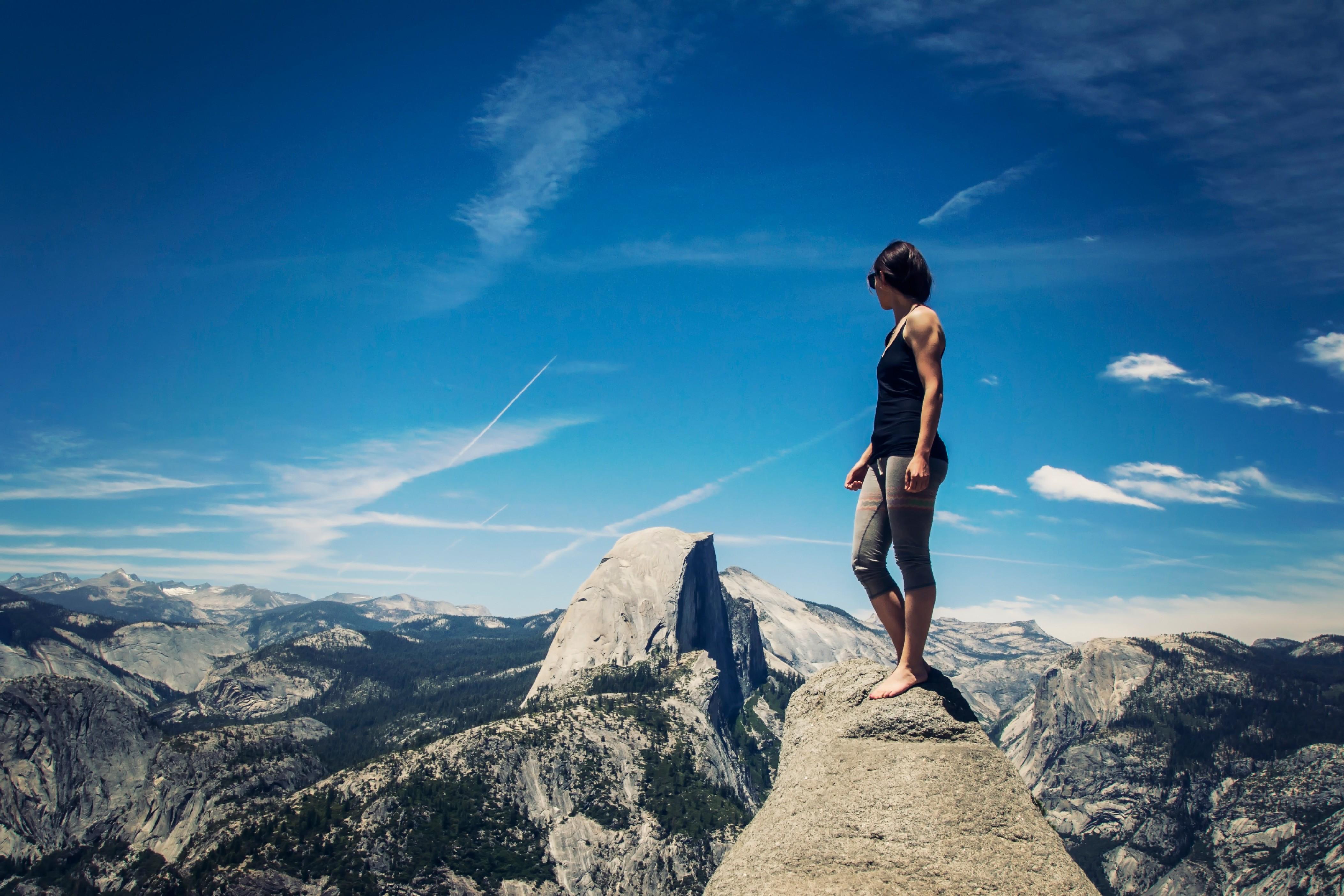 постоянное красивые фото людей в горах том, что
