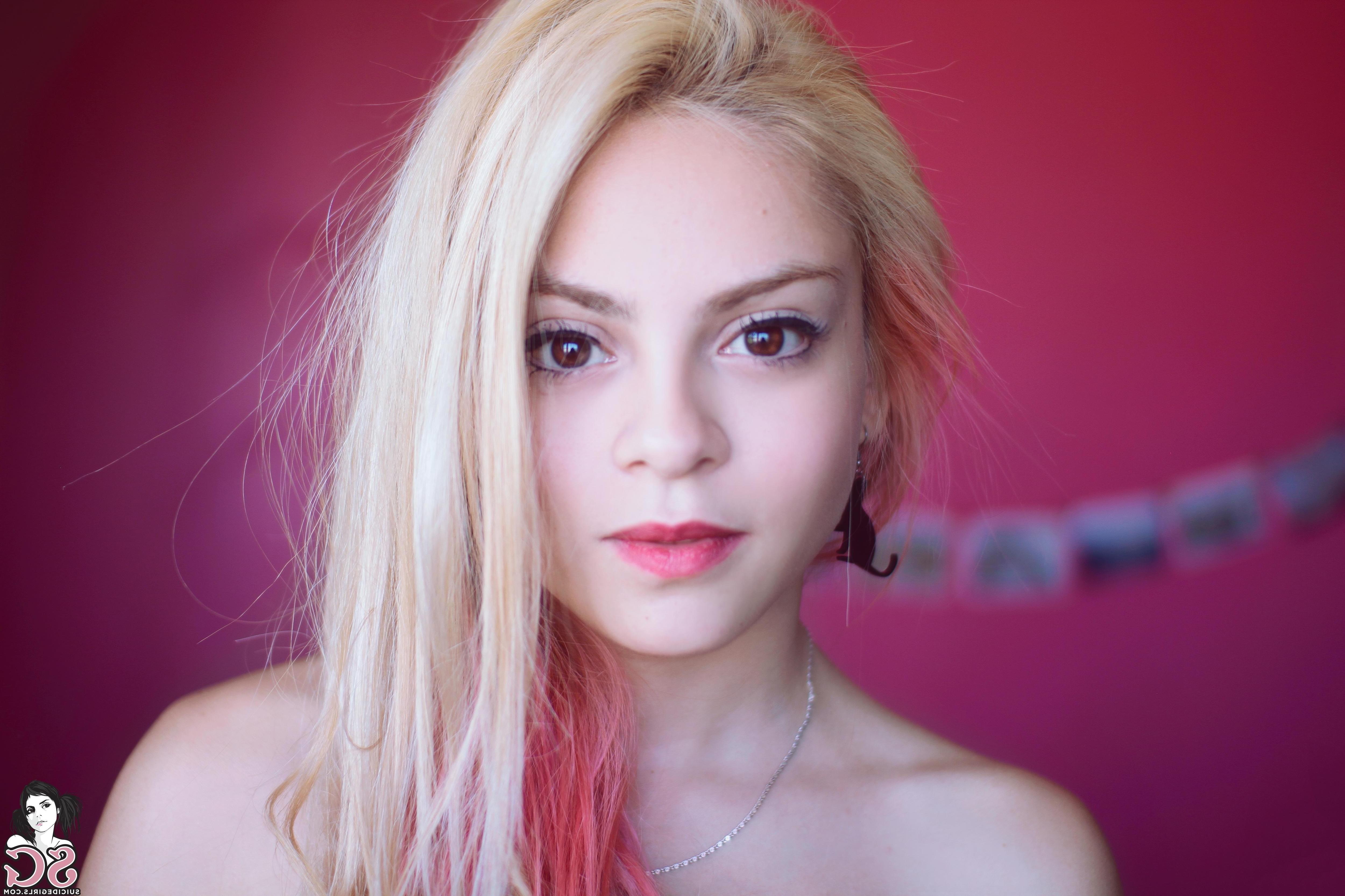 Wallpaper  5000X3333 Px, Blonde, Nude, Suicide Girls -2413