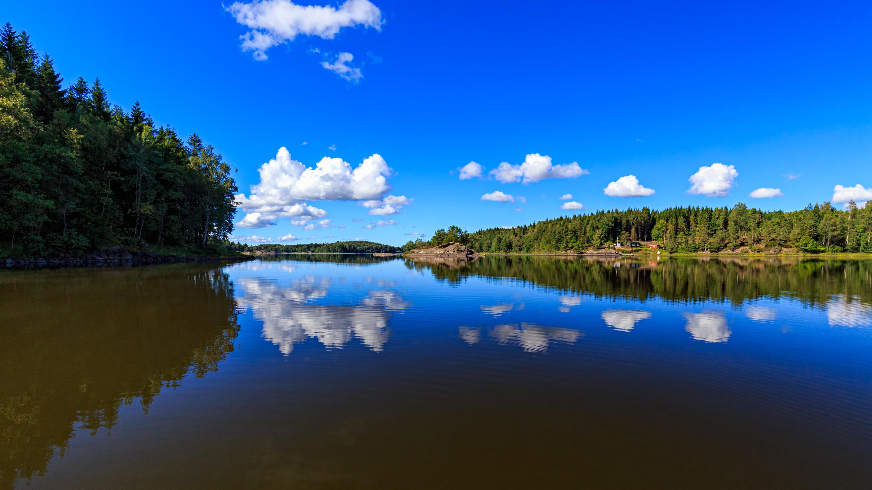 Wallpaper : 500px, lake, nature, reflection, sky, river