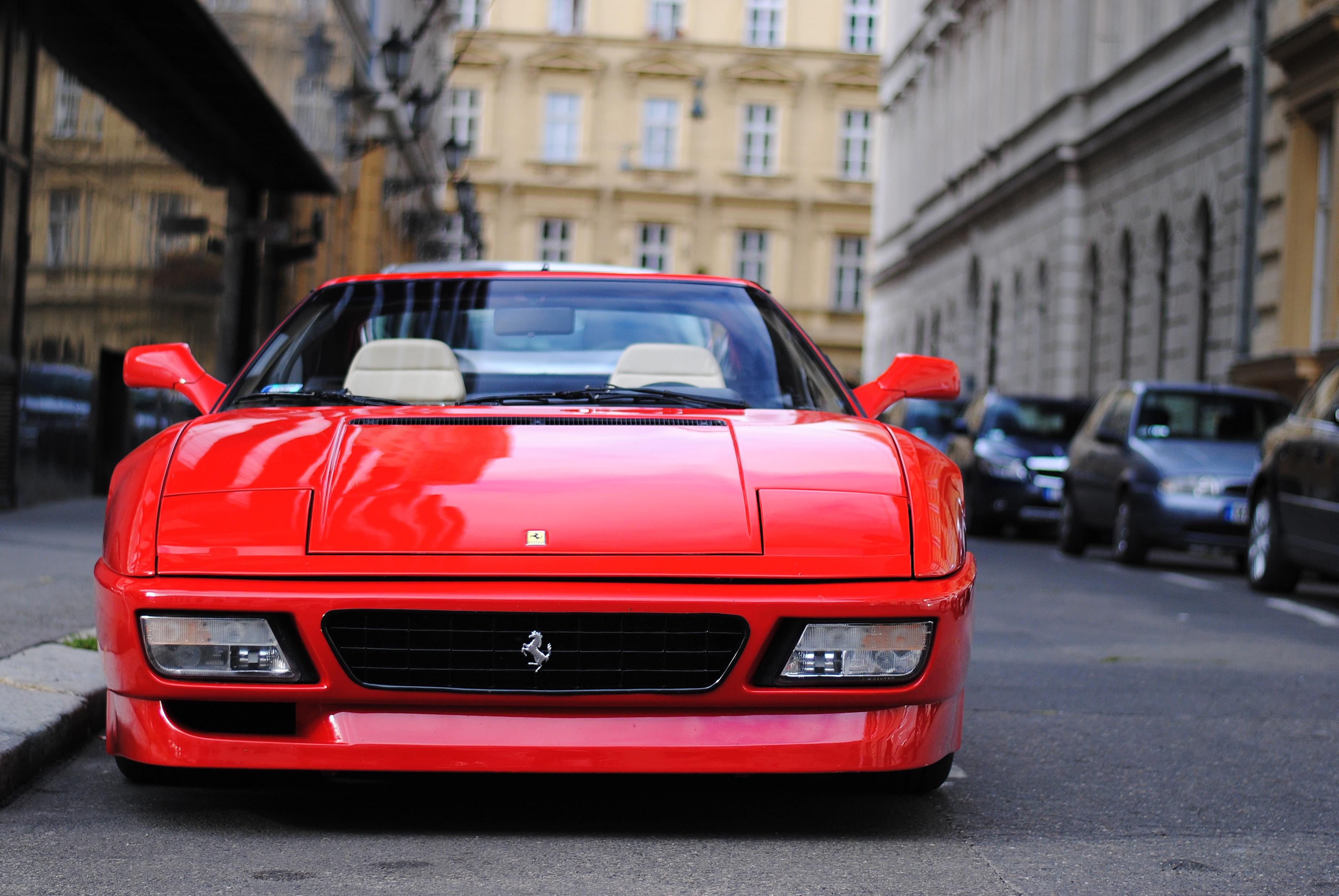 Fondos De Pantalla 50mm Nikon Hungría Budapest Ferrari