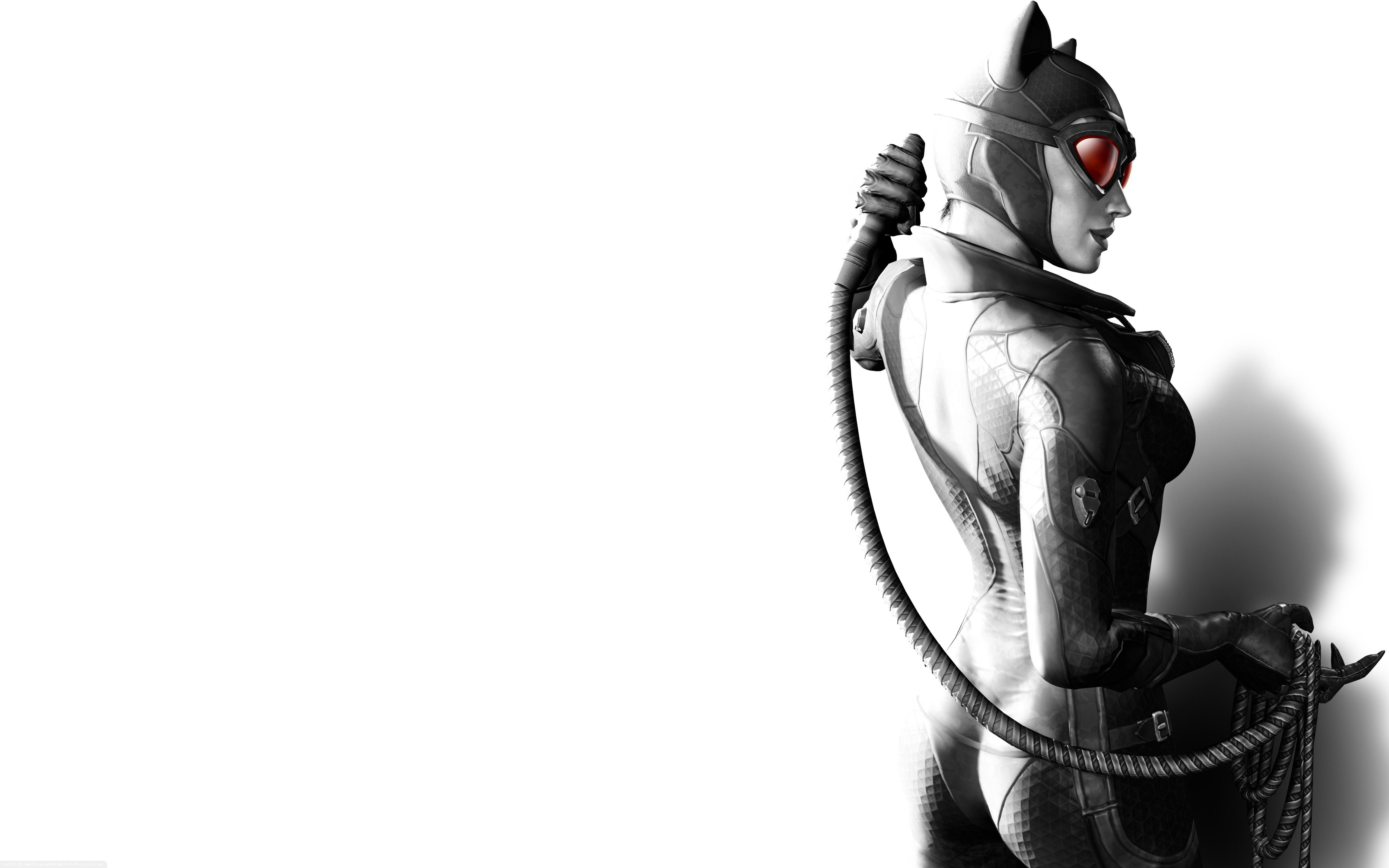 5120x3200 Px Batman Arkham City Catwoman Selina Kyle