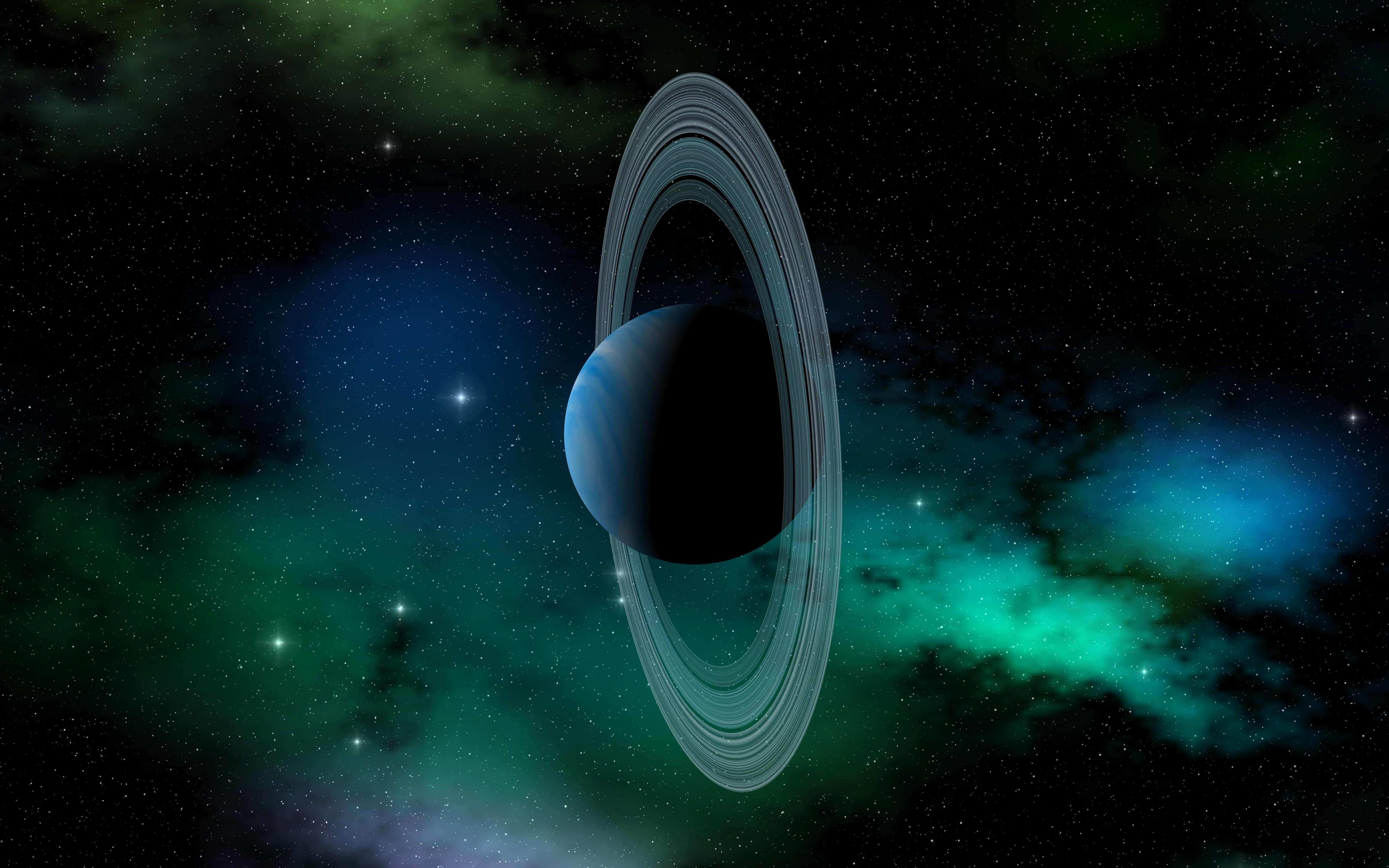 Uranus In Solar System