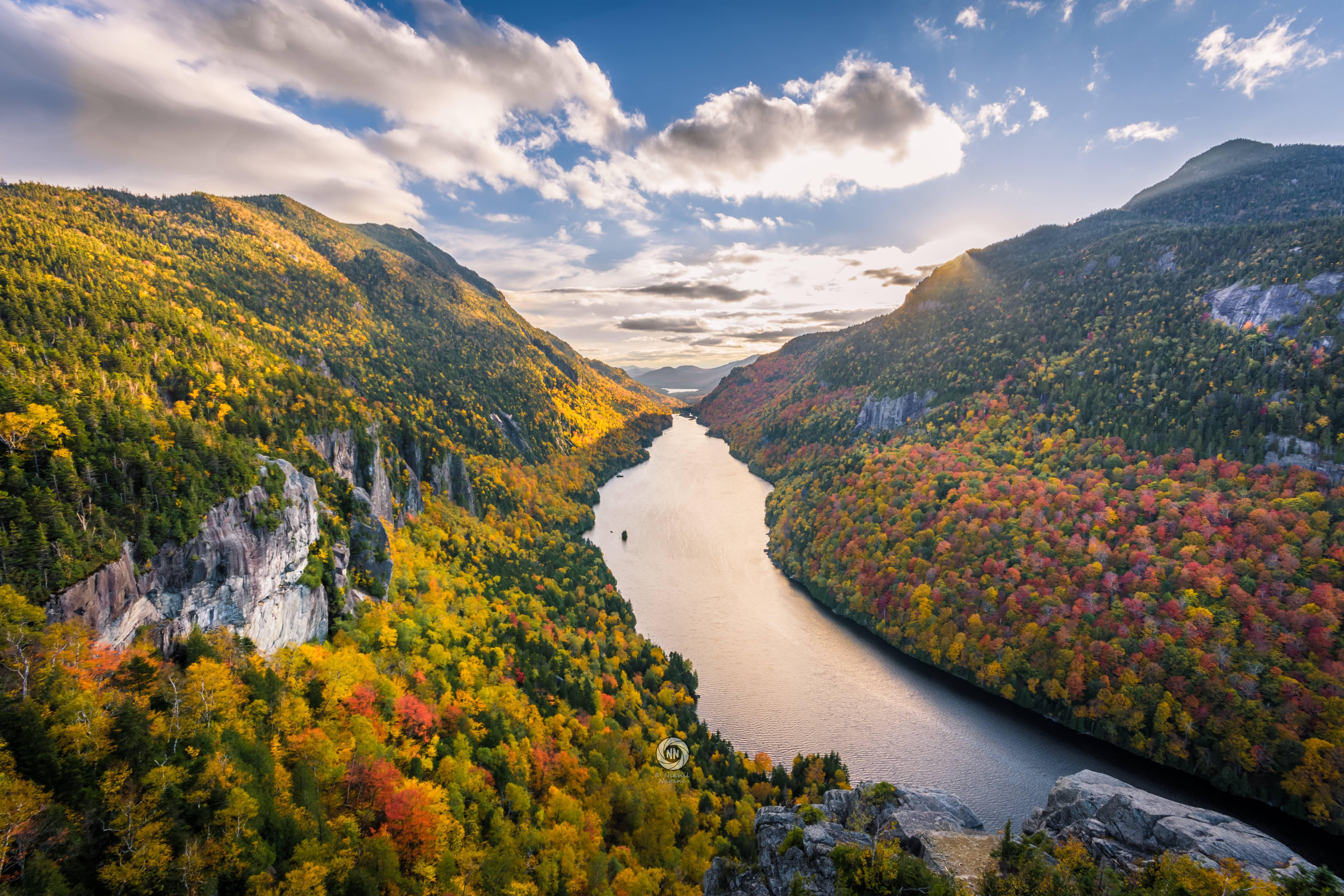 Ingyenes Httrkpek  5981X3987 Px, Adirondack Mountains, Felhk, Esik, Hegyek -2272