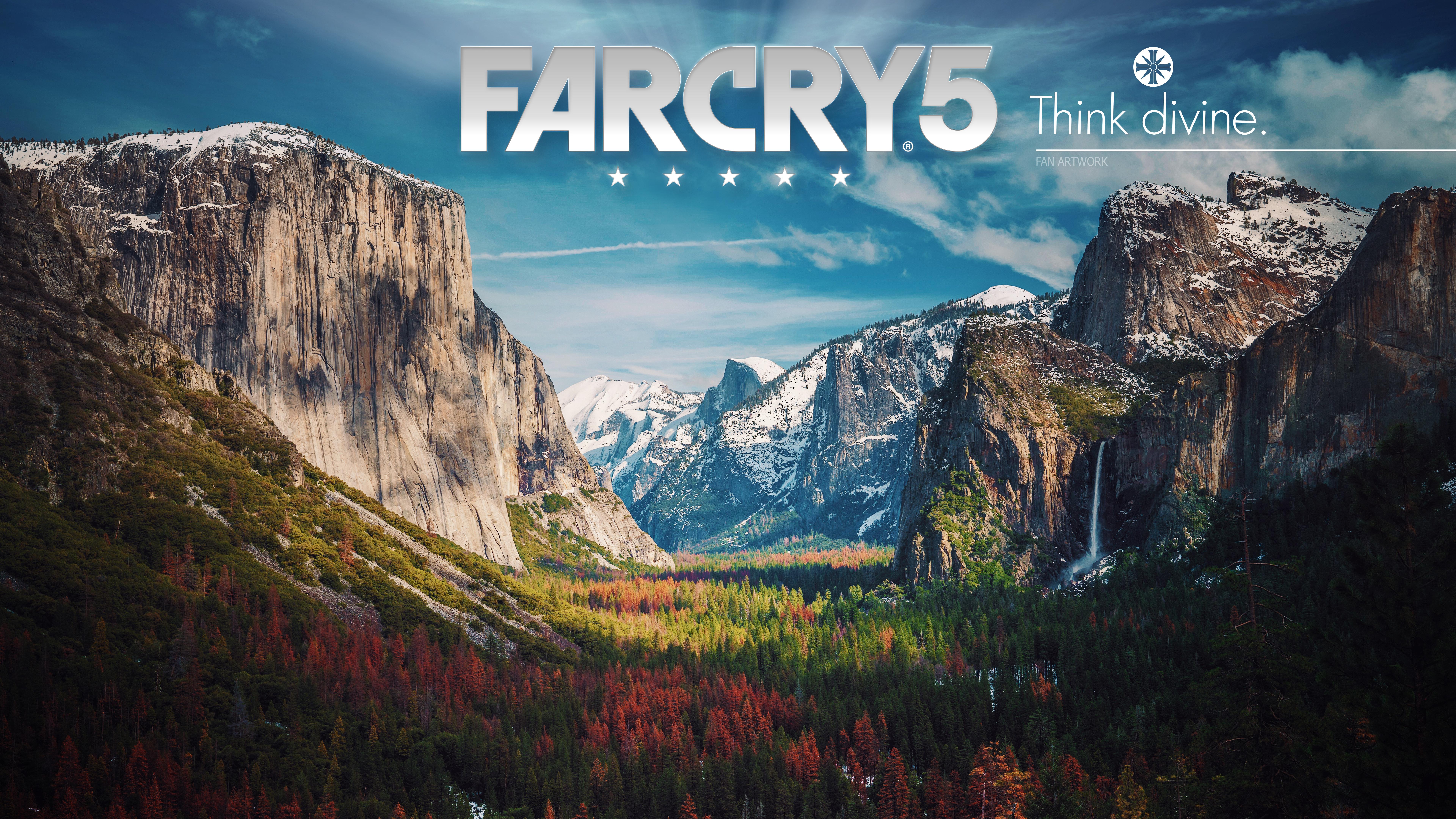 Fondos De Pantalla 7680x4320 Px Muy Lejos Far Cry 5