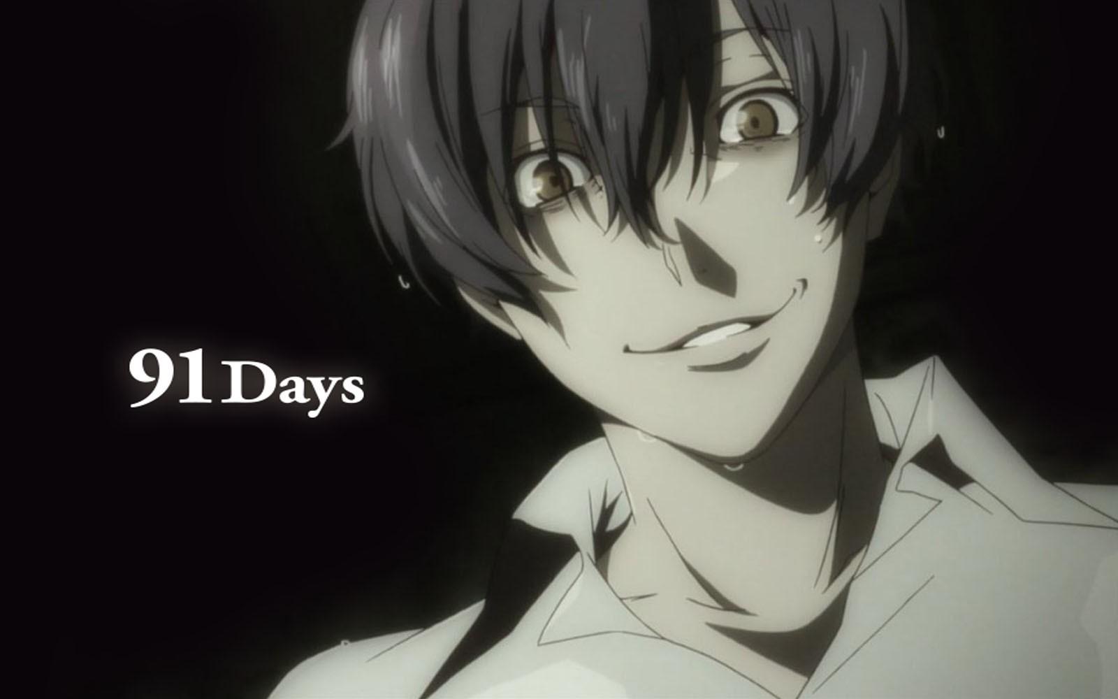 Wallpaper 91 Days Anime Boys Angelo Lagusa 1600x1000 Hanako