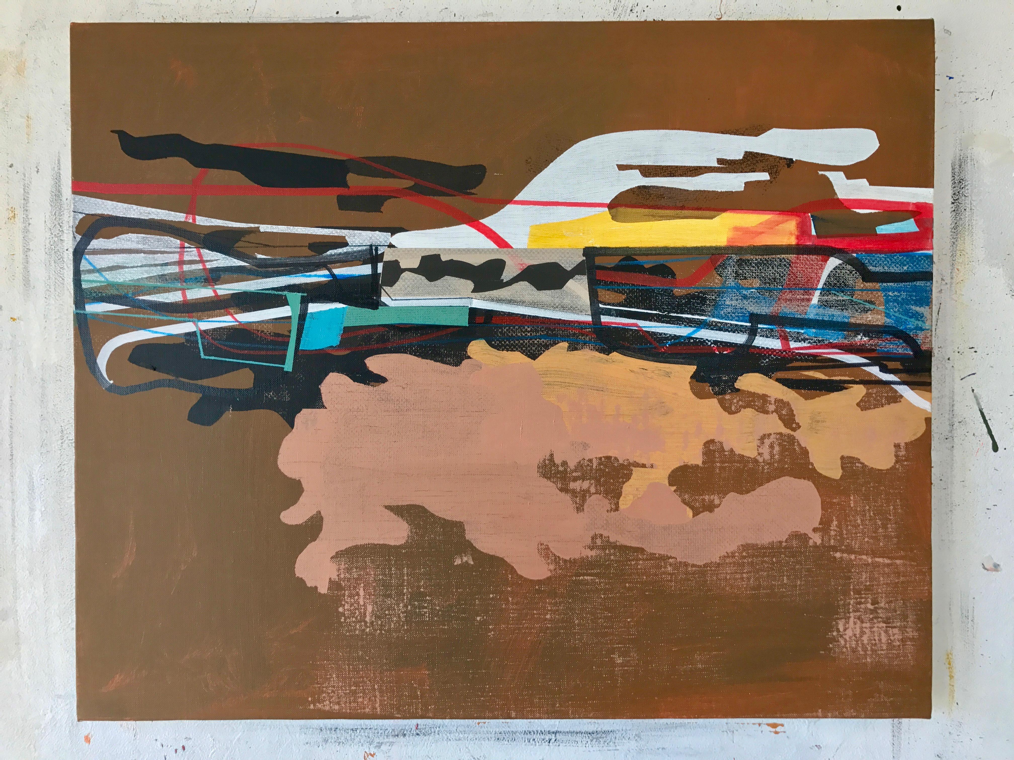 Wallpaper Art Arte Painting Technology Avantgarde