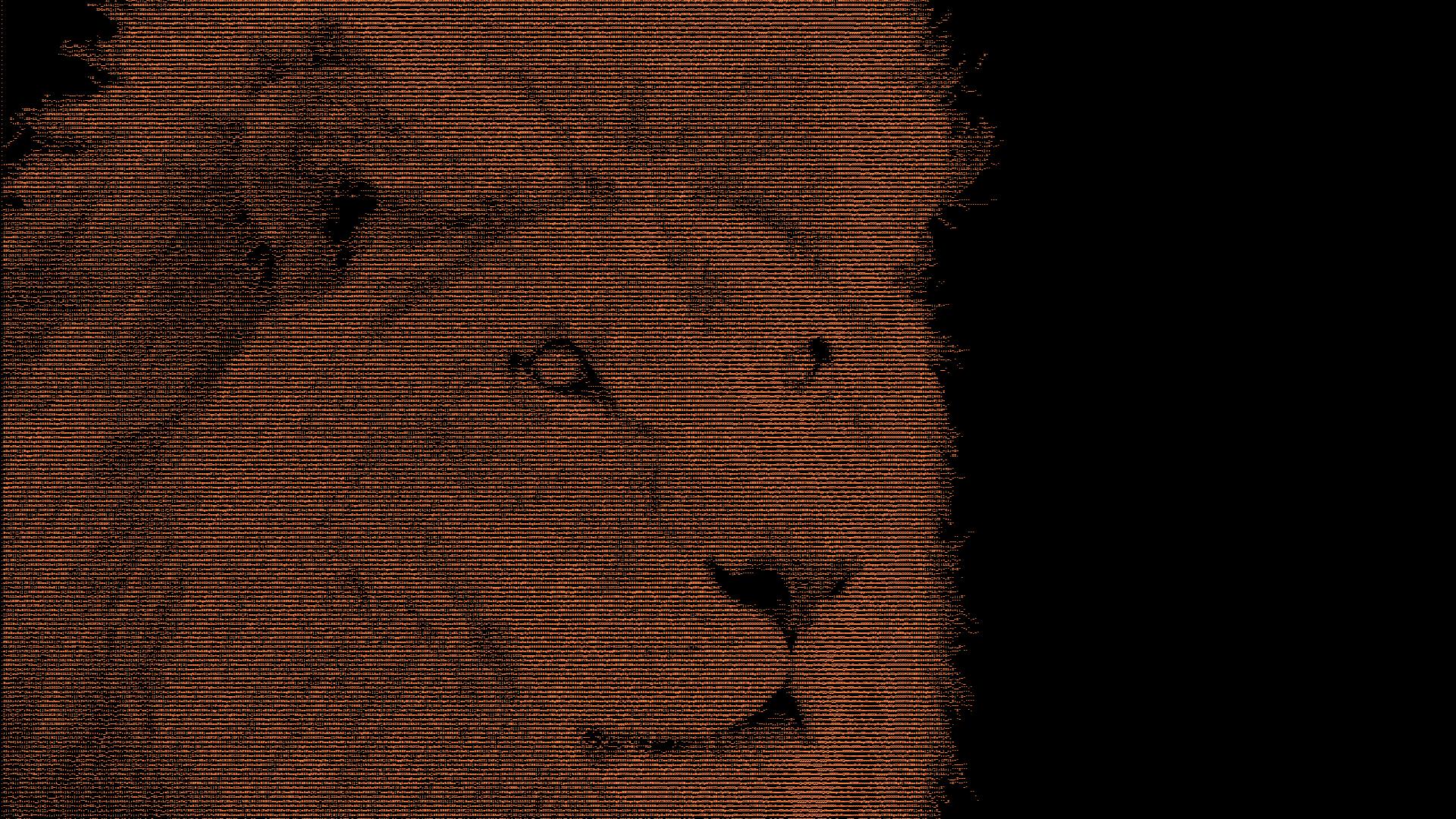 Wallpaper Ascii Art Lion Simple Minimalism Animals 1920x1080