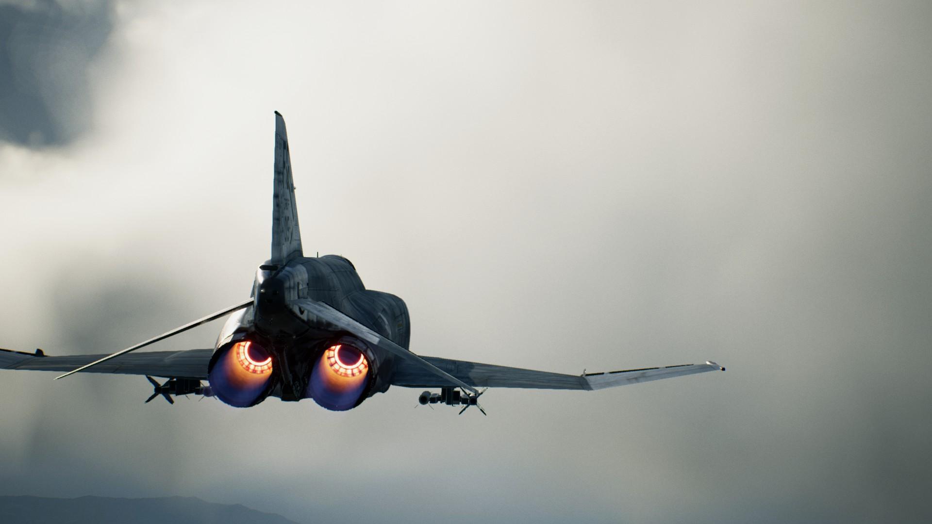 Wallpaper : Ace Combat, jet fighter, air, war, Video Game