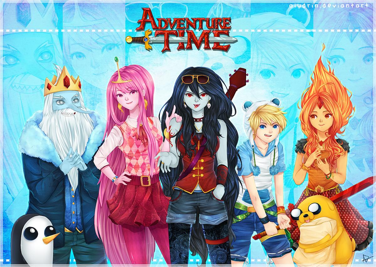 Wallpaper Adventure Time Marceline The Vampire Queen