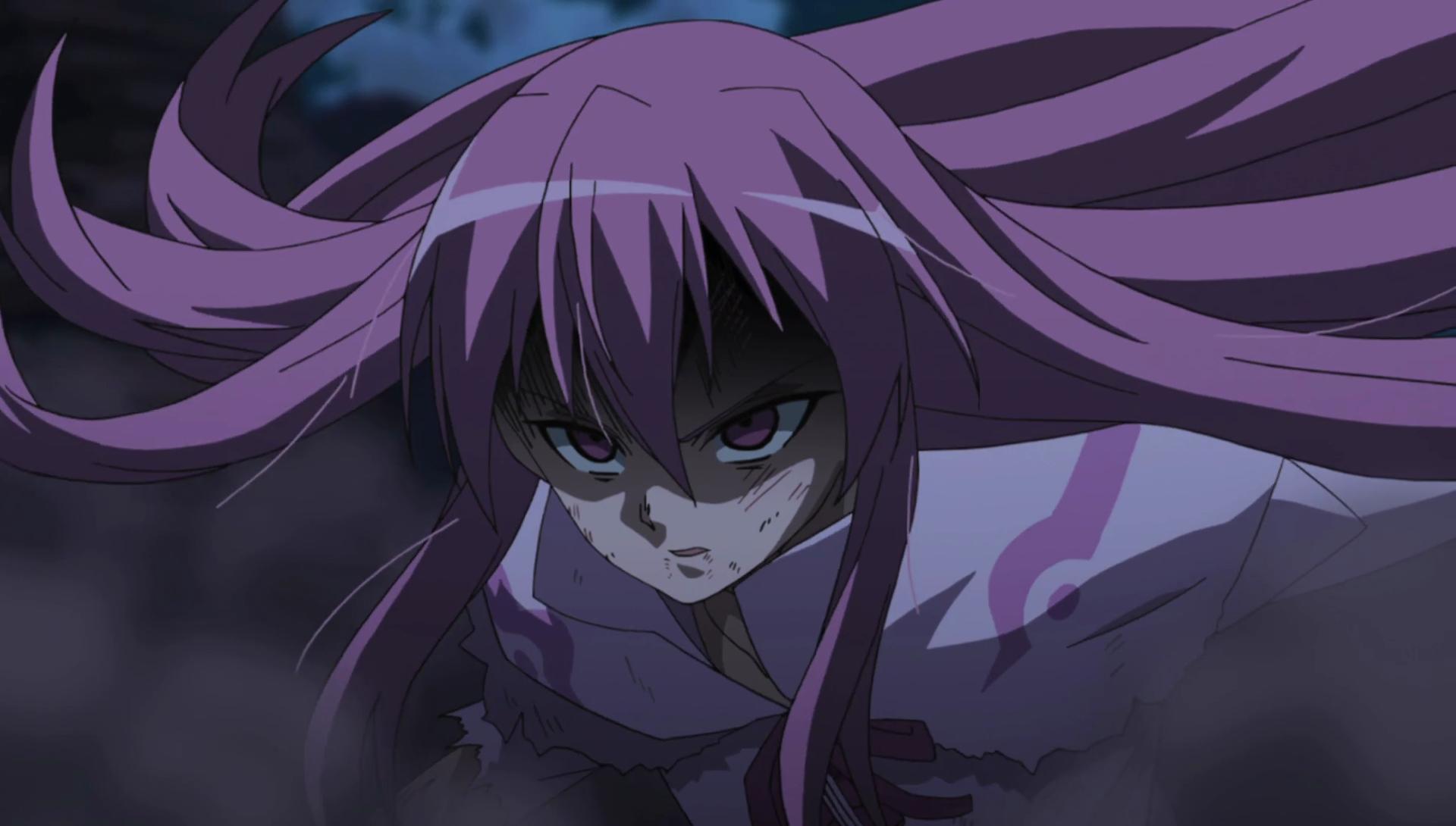 Wallpaper Akame Ga Kill Mine Pink Eyes Pink Hair 1920x1090