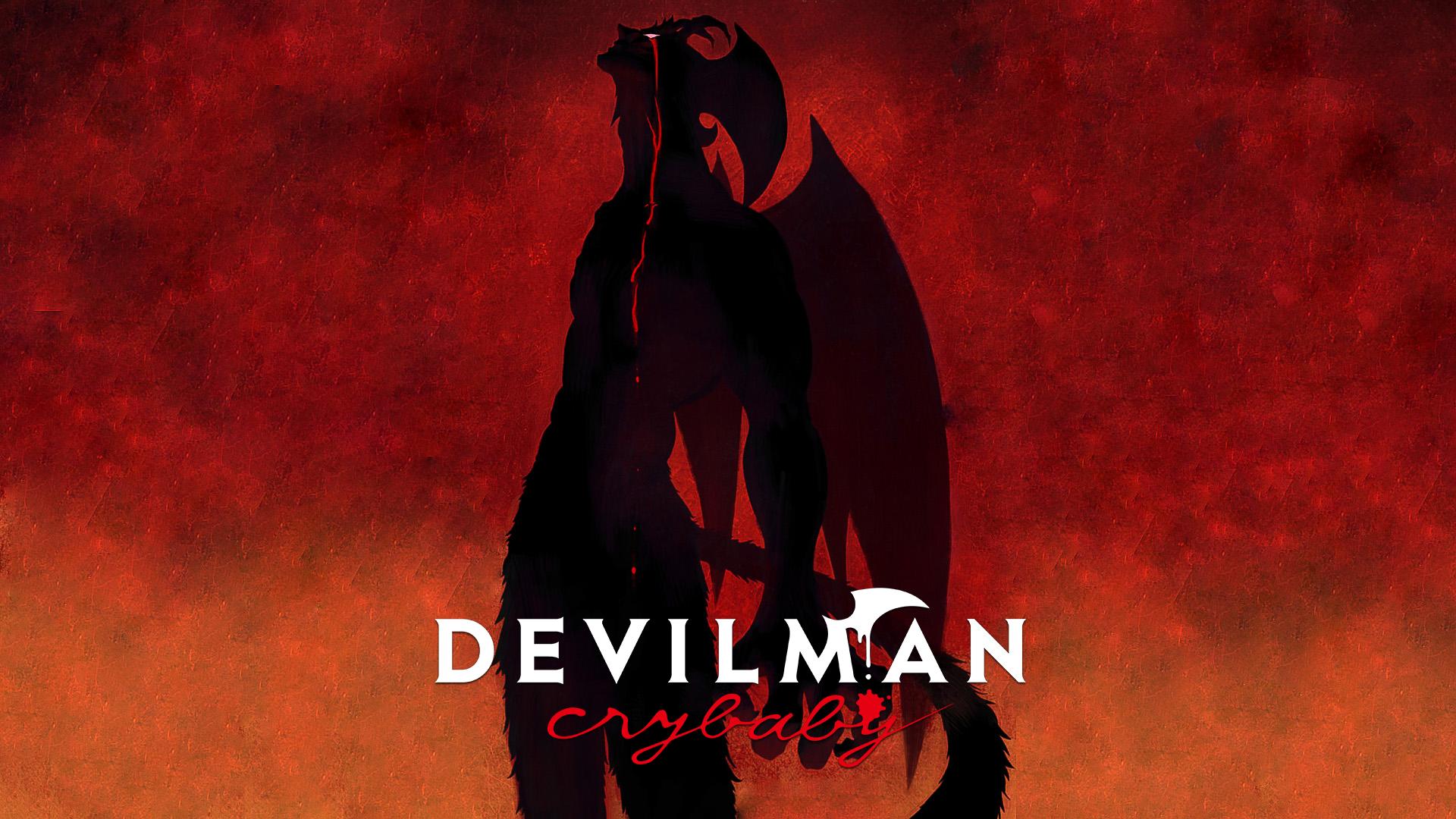 Wallpaper Akira Fudo Devilman Crybaby Red 1920x1080 Arvulic 1558135 Hd Wallpapers Wallhere