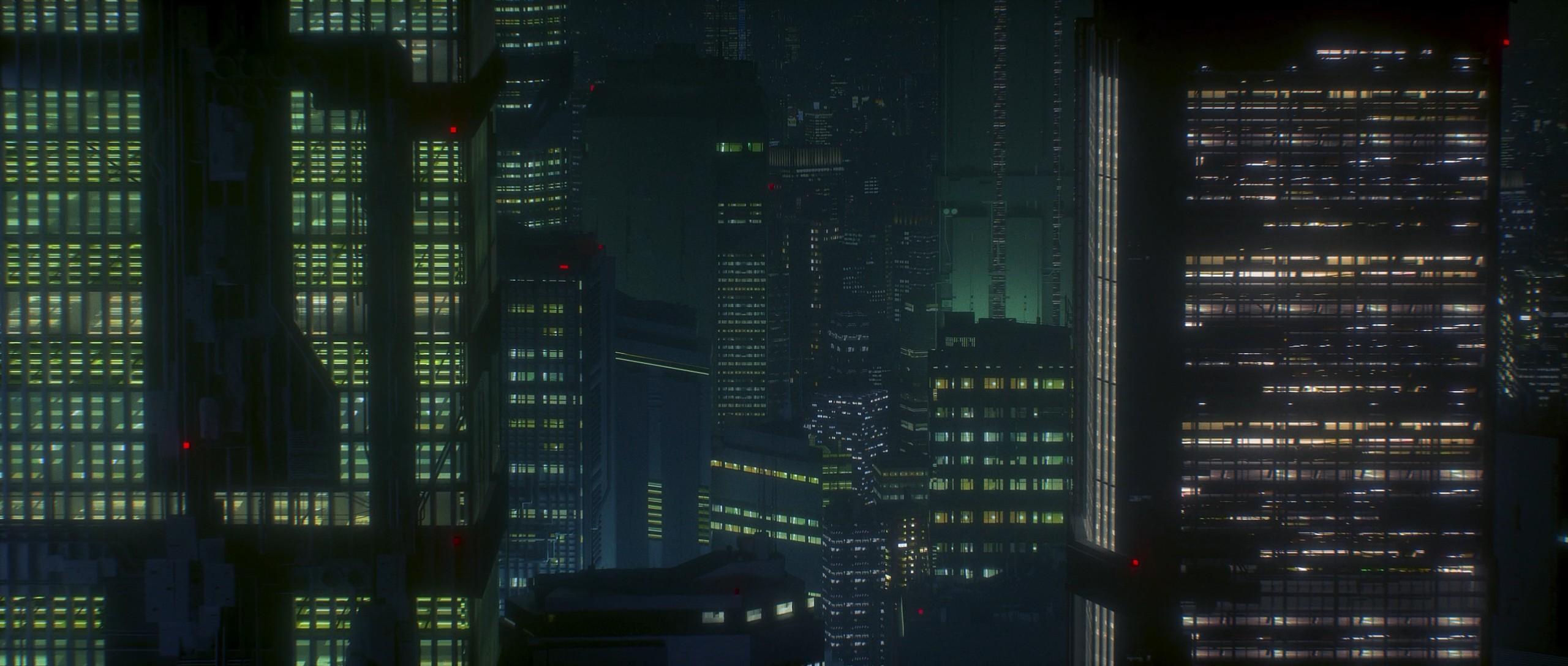 Wallpaper Akira Awaken Akira Anime Cyberpunk Building