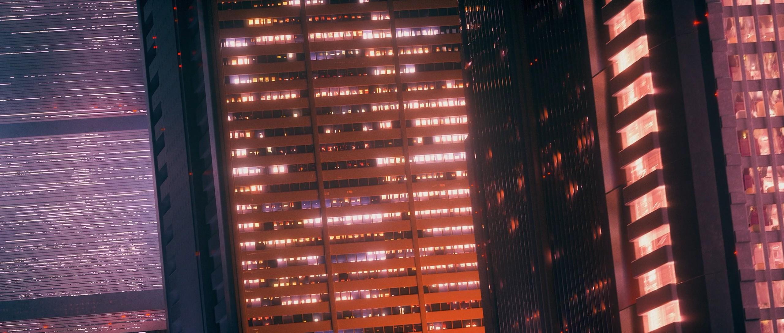 デスクトップ壁紙 明 Awaken Akira アニメ サイバーパンク 建物 Neo Tokyo シティ 日本 2560x10 Trahenots デスクトップ壁紙 Wallhere