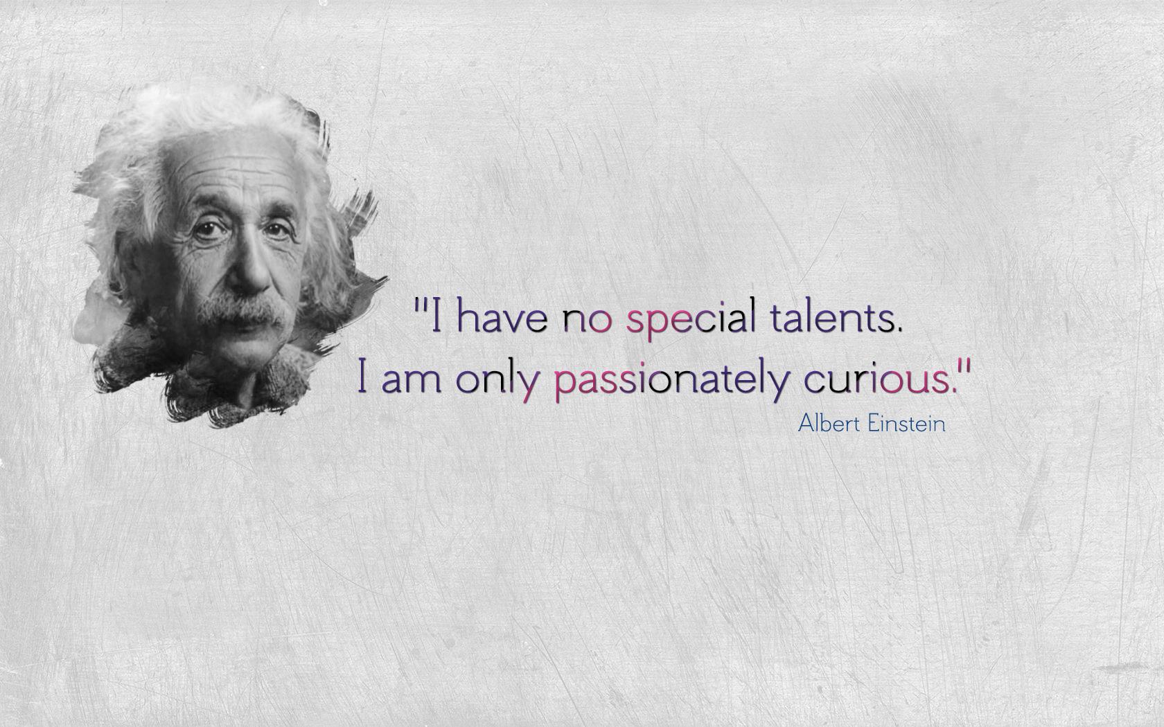 Wallpaper : Albert Einstein, history, science, quote ...