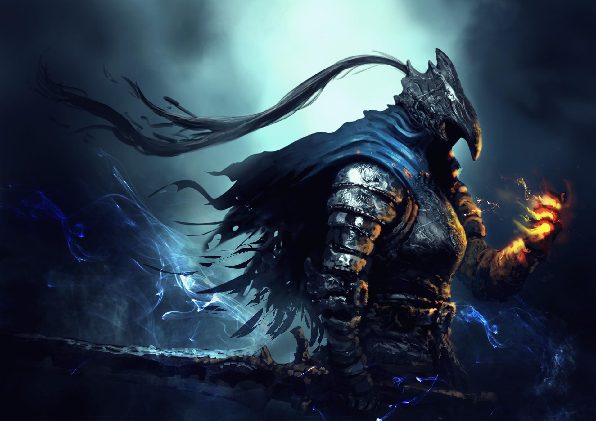 Wallpaper Artorias The Abysswalker Dark Souls Knight Fantasy