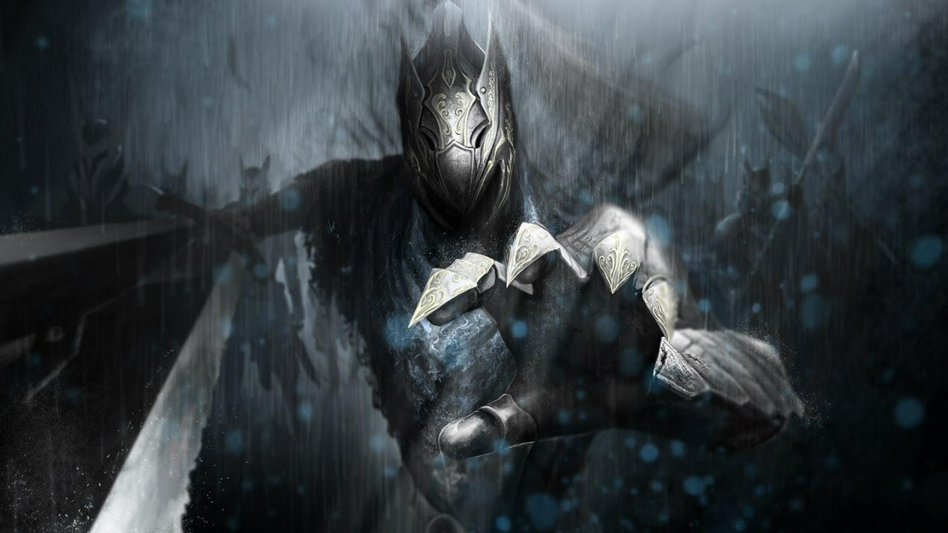 Wallpaper Artorias The Abysswalker Dark Souls Video
