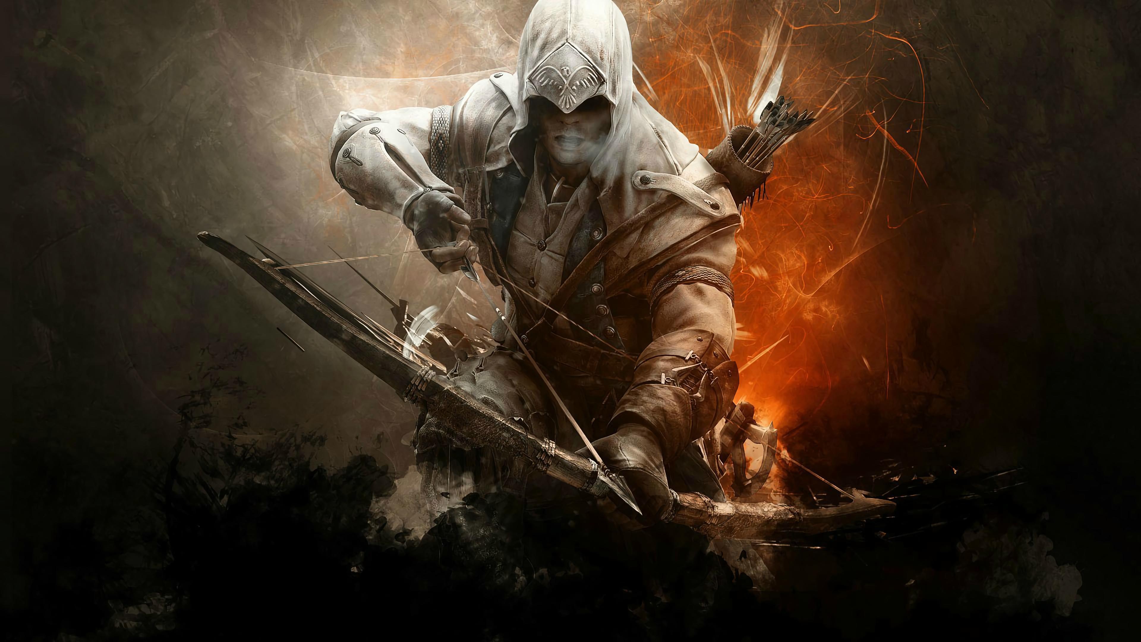 Assassins Creed III Conner Kenway
