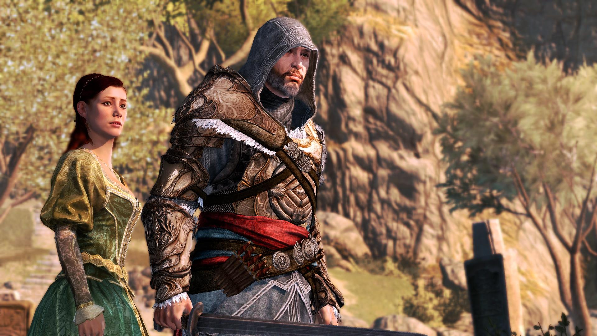 Wallpaper Assassin S Creed Revelations Ezio Auditore Da